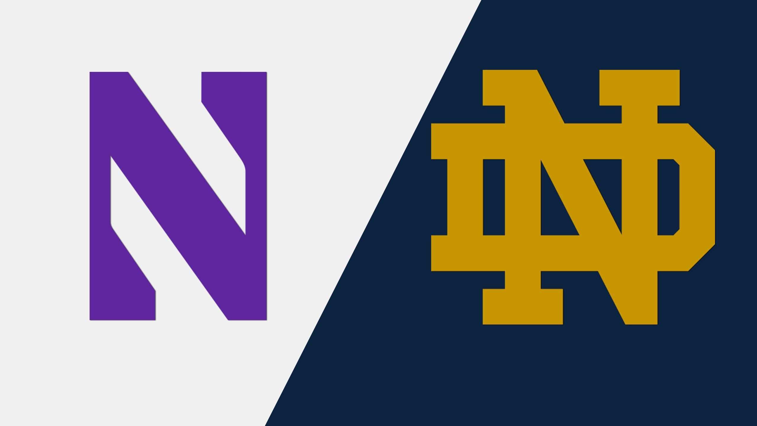 Northwestern vs. Notre Dame (Baseball)