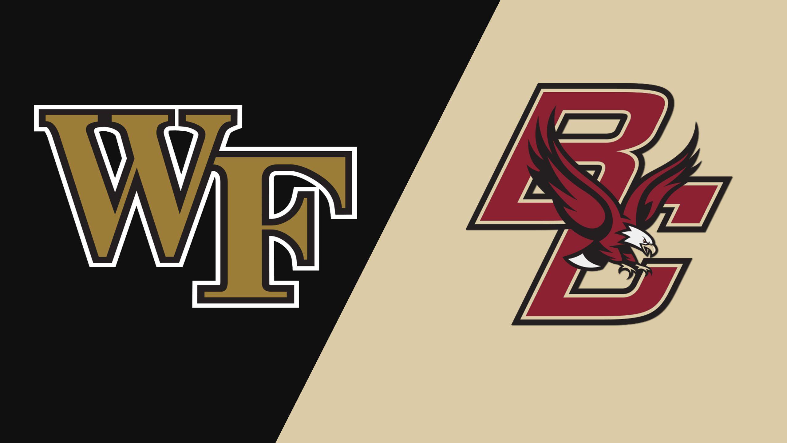 Wake Forest vs. Boston College (Baseball)