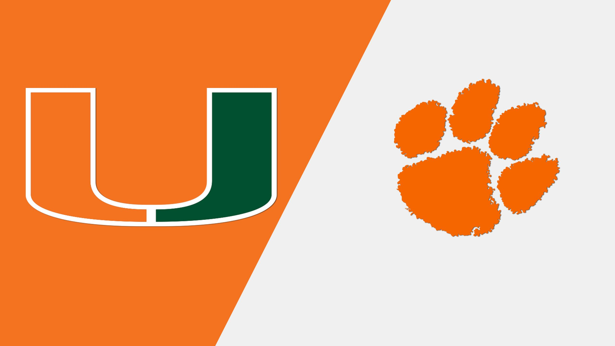 Miami vs. #8 Clemson (Baseball)