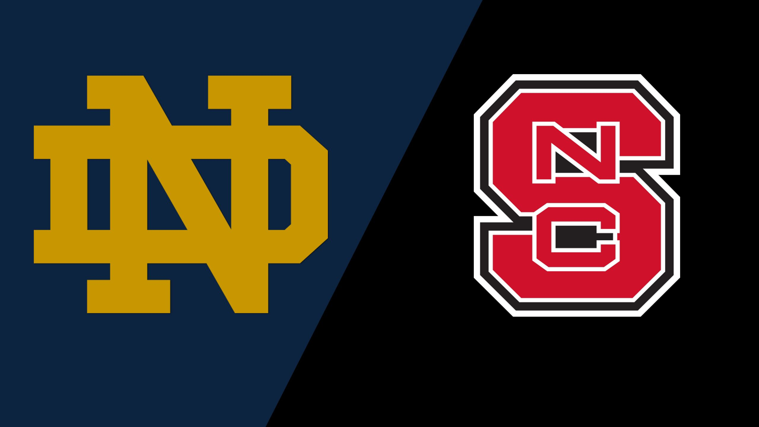 Notre Dame vs. #6 NC State (Baseball)