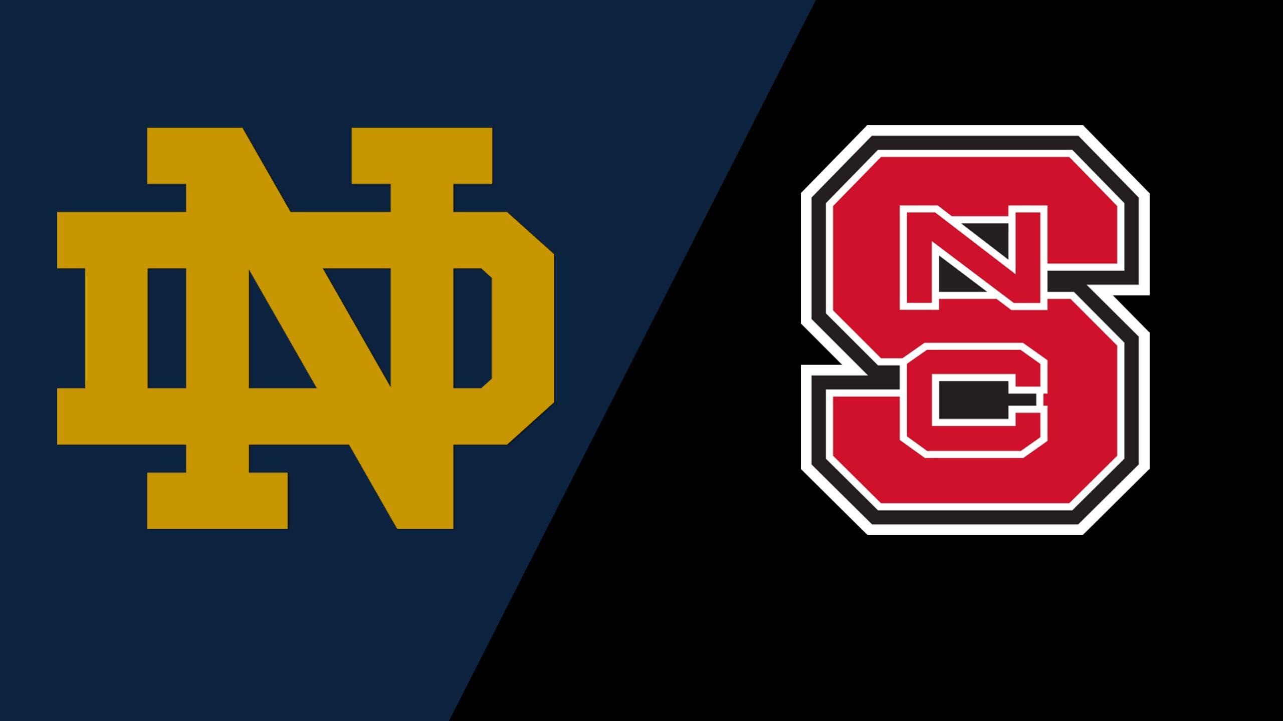 Notre Dame vs. #6 NC State (Baseball)