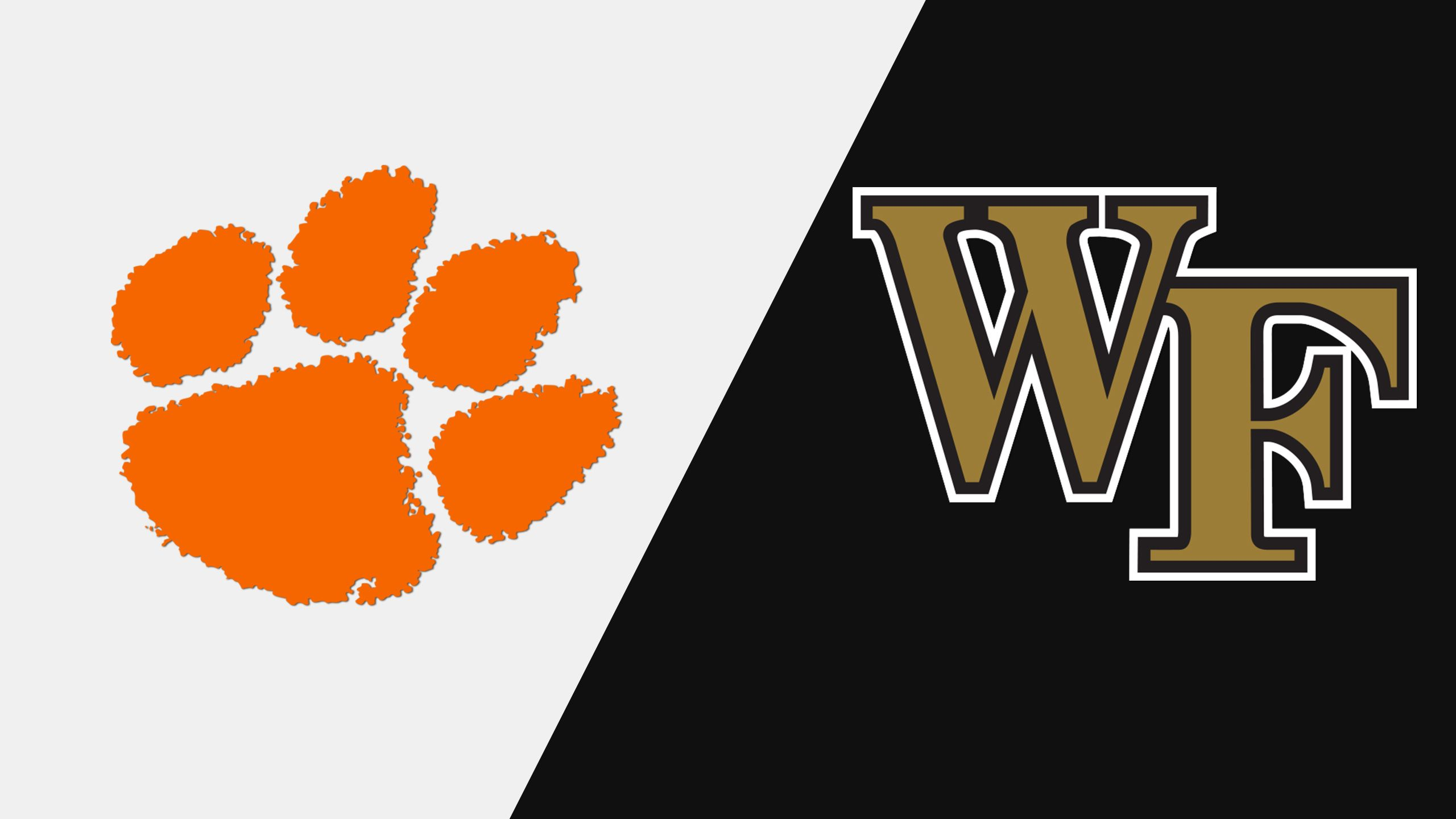 #15 Clemson vs. Wake Forest (Baseball)
