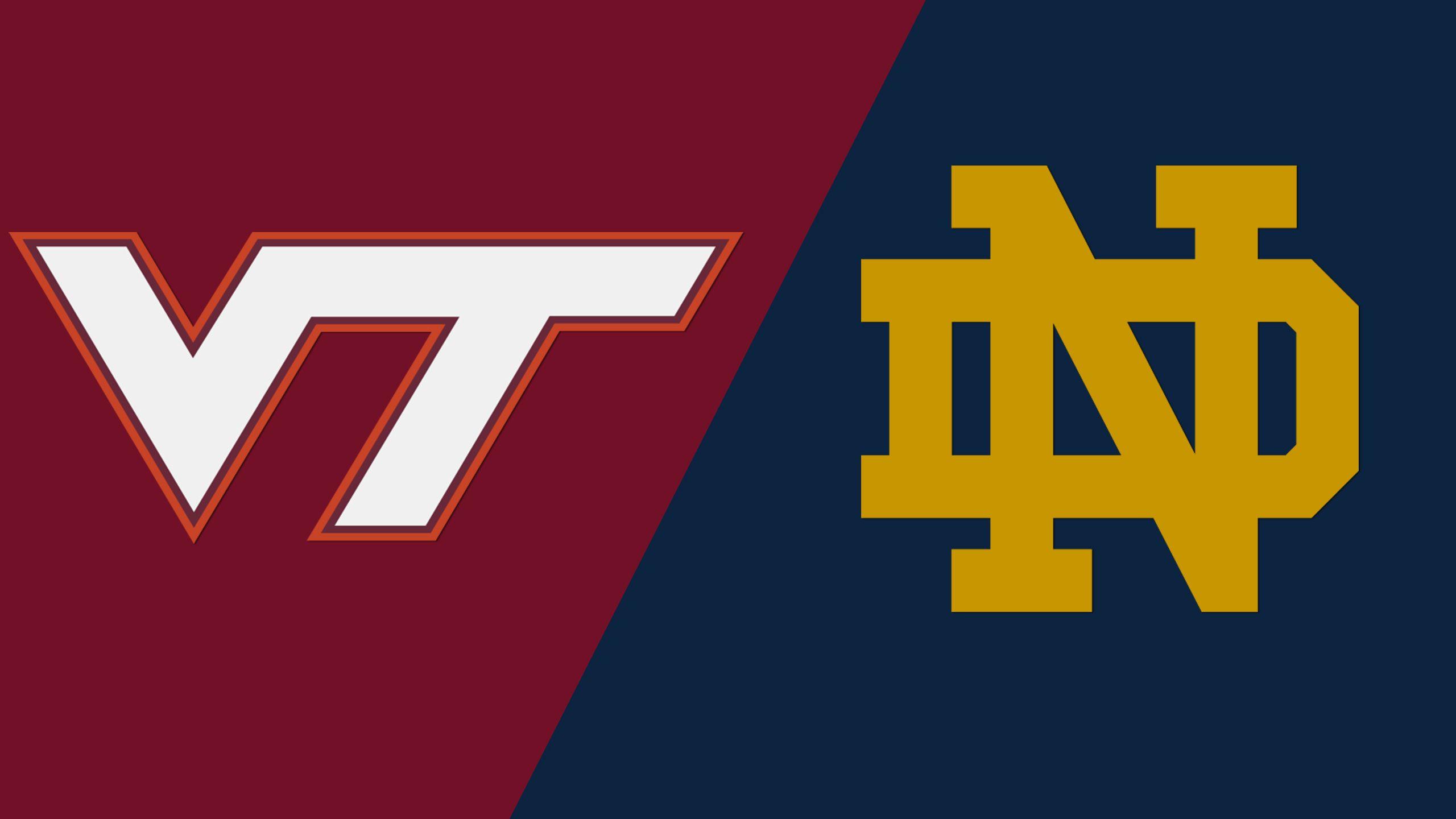 Virginia Tech vs. Notre Dame (Baseball)