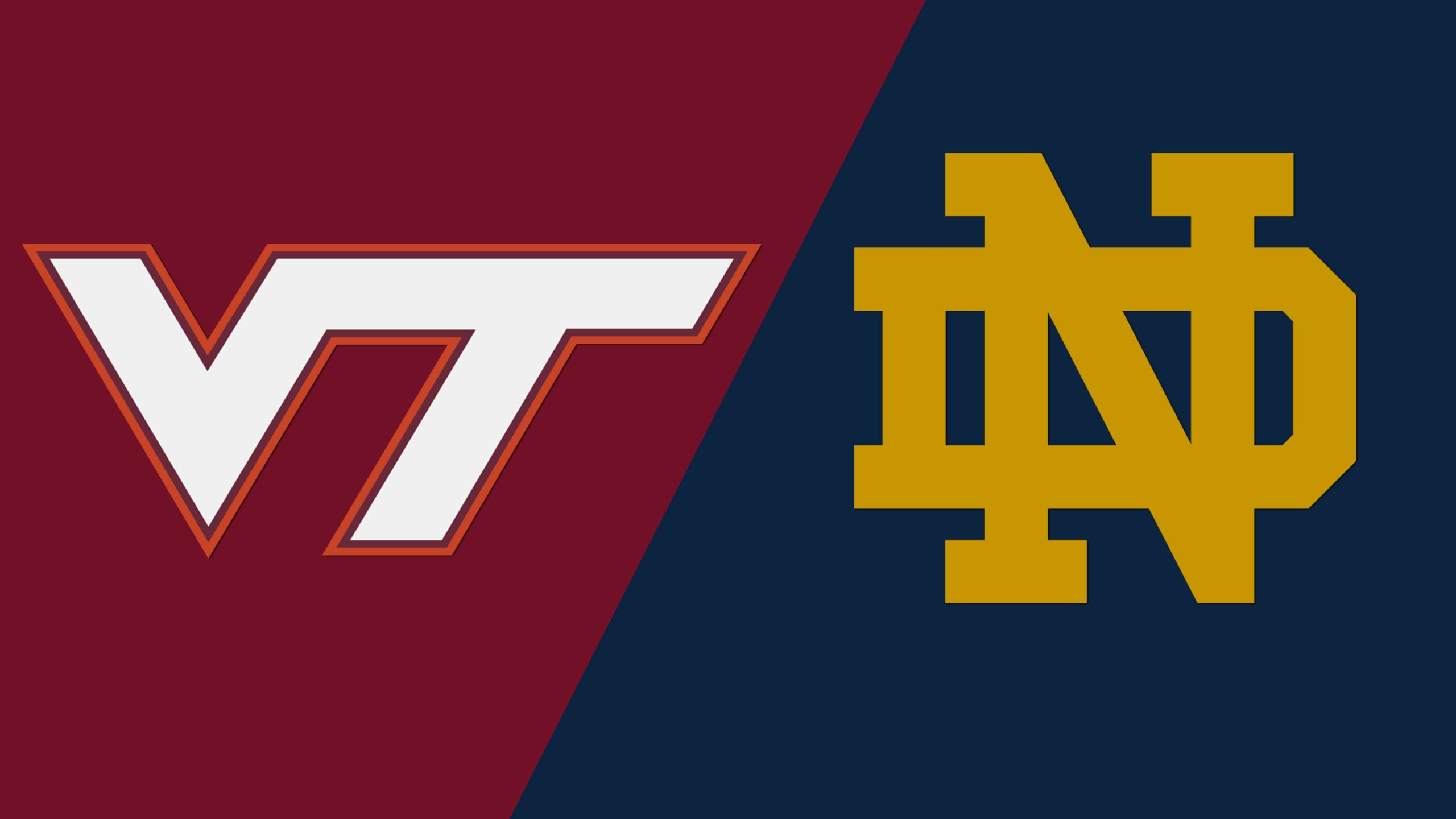 Virginia Tech vs. Notre Dame (Baseball)