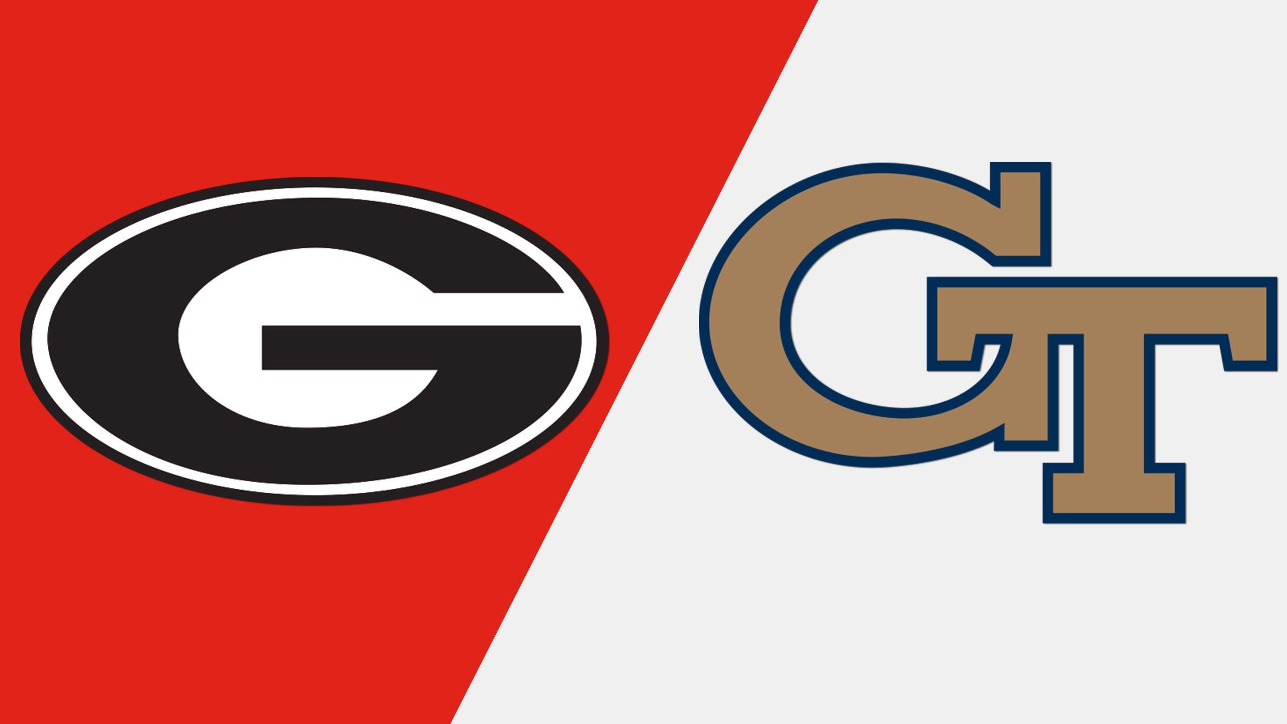 #20 Georgia vs. Georgia Tech (Baseball)