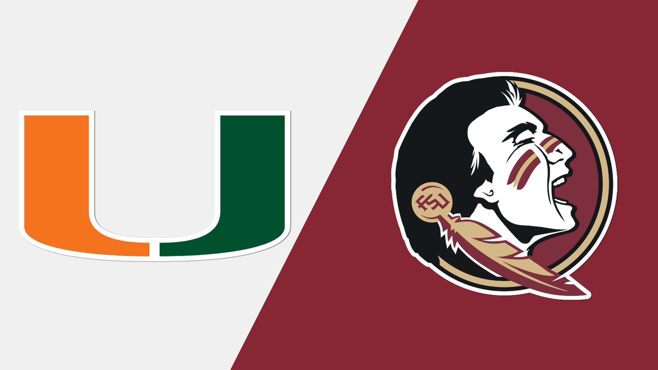 Miami vs. #14 Florida State (Baseball)