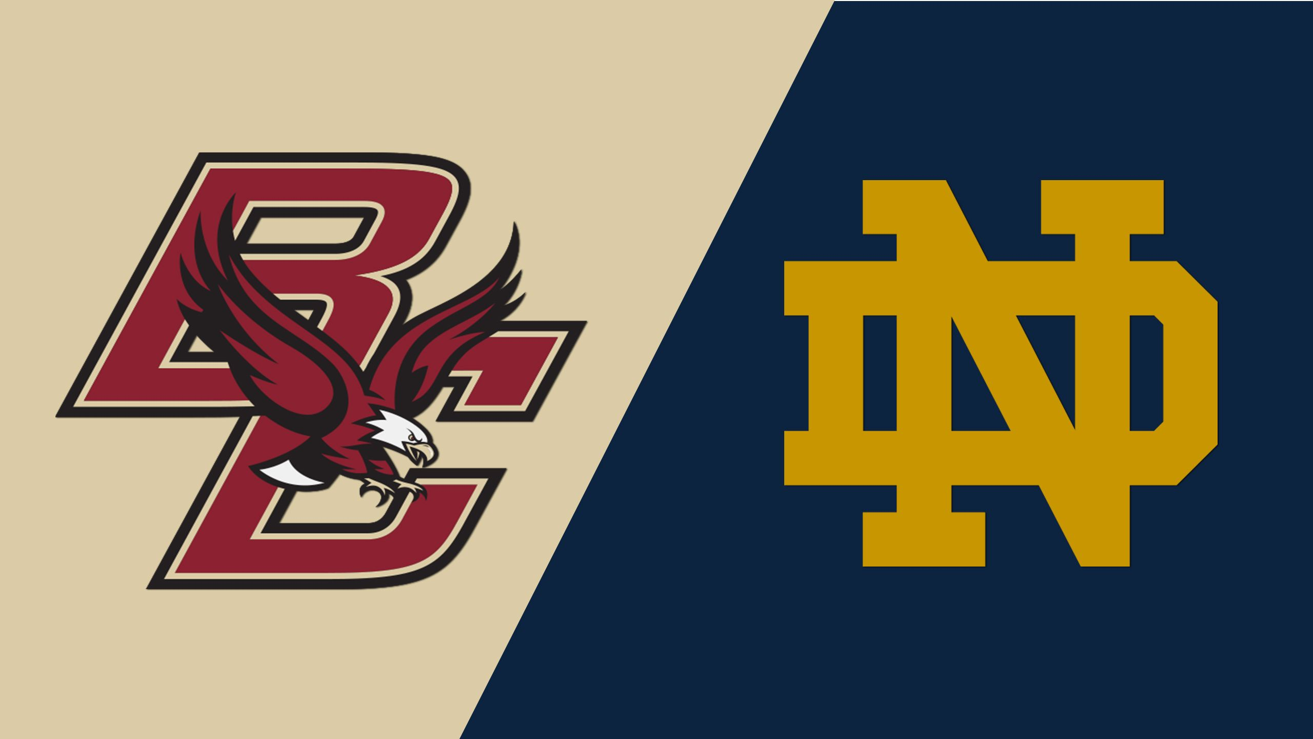 Boston College vs. Notre Dame (Baseball)