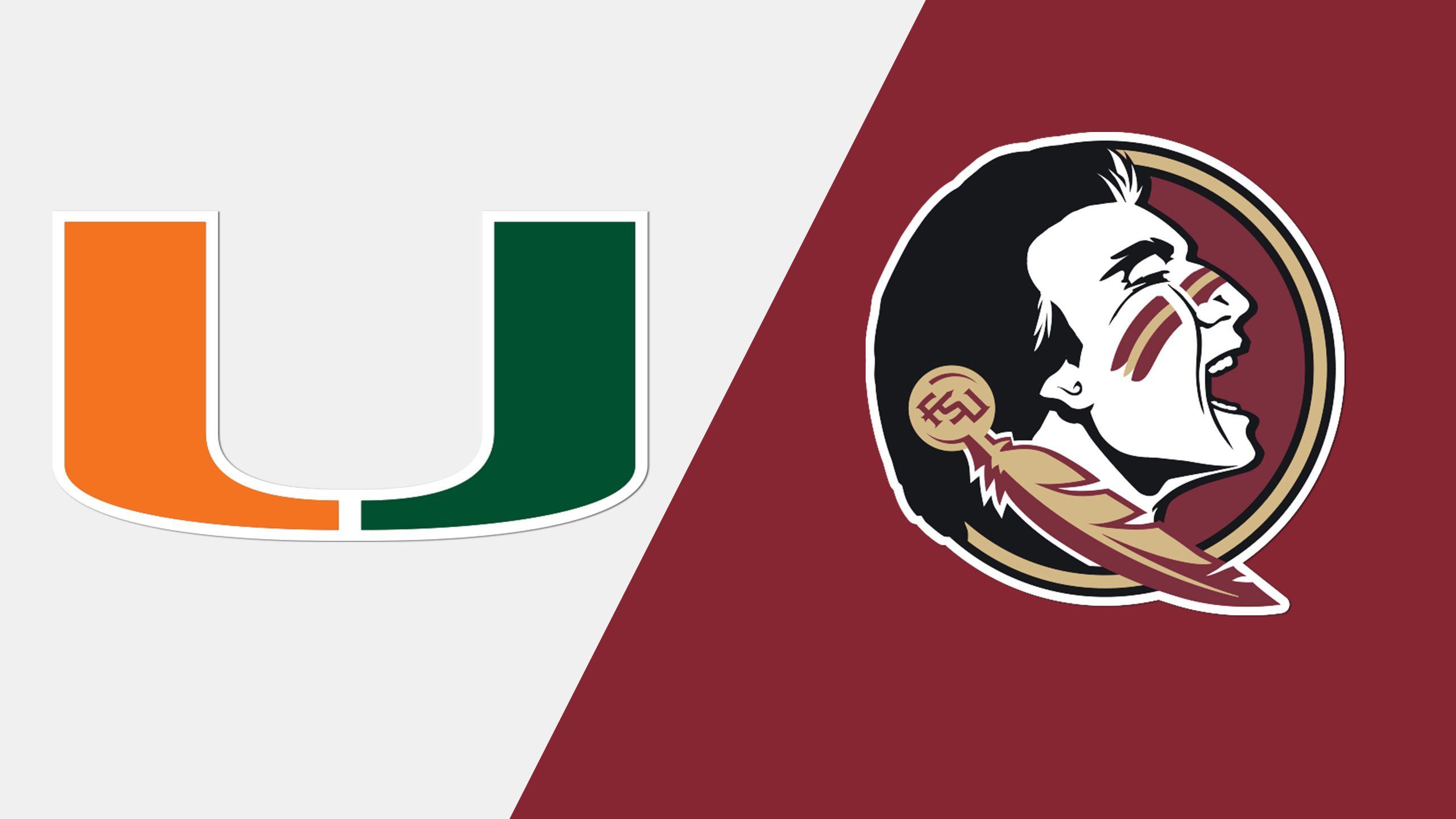 Miami vs. #14 Florida State (Baseball)