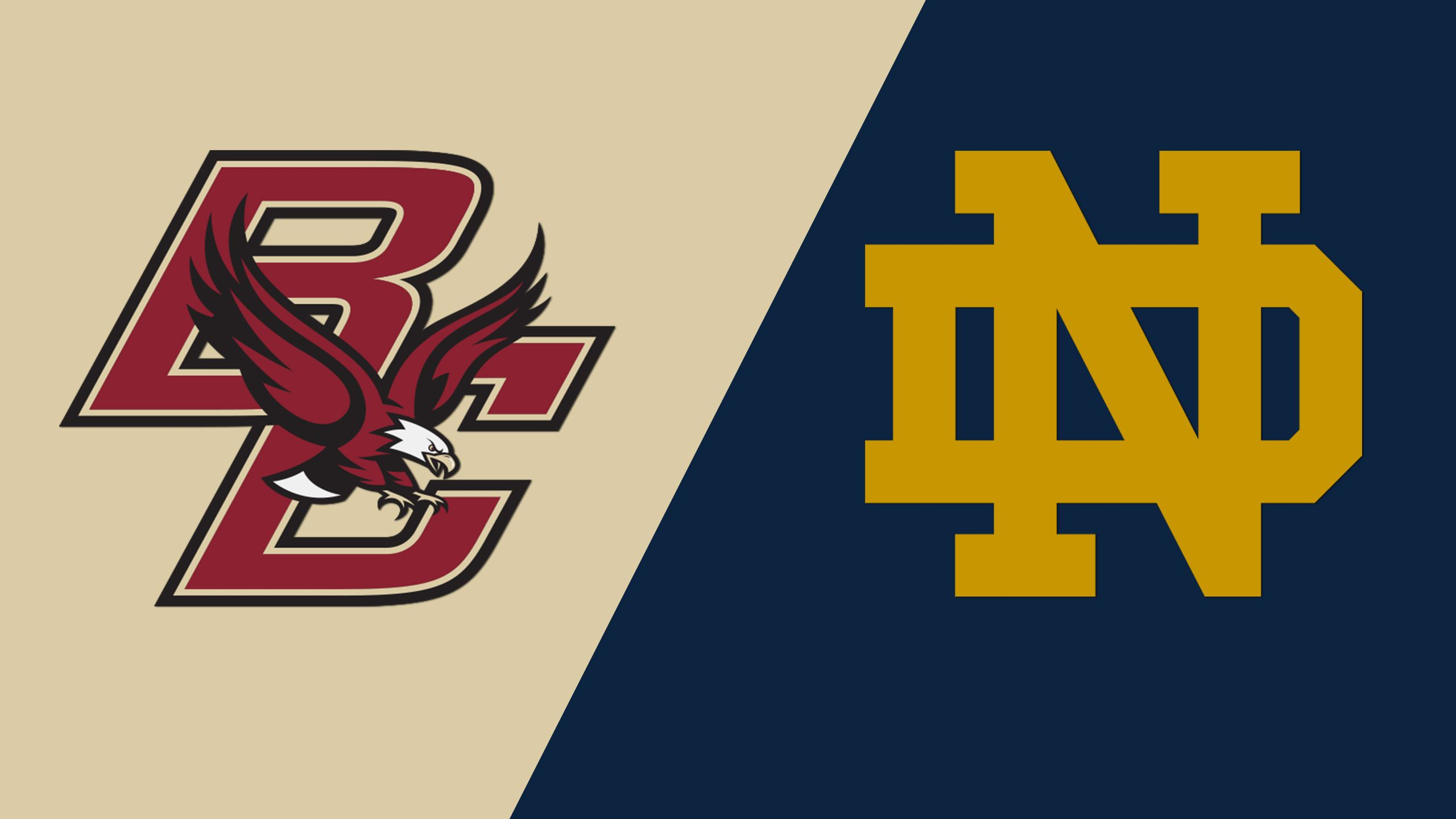 Boston College vs. Notre Dame (Baseball)