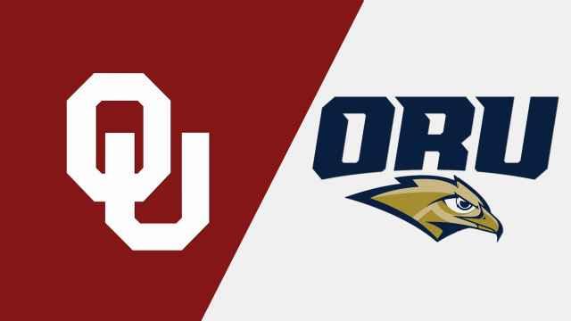#23 Oklahoma vs. Oral Roberts (Baseball)