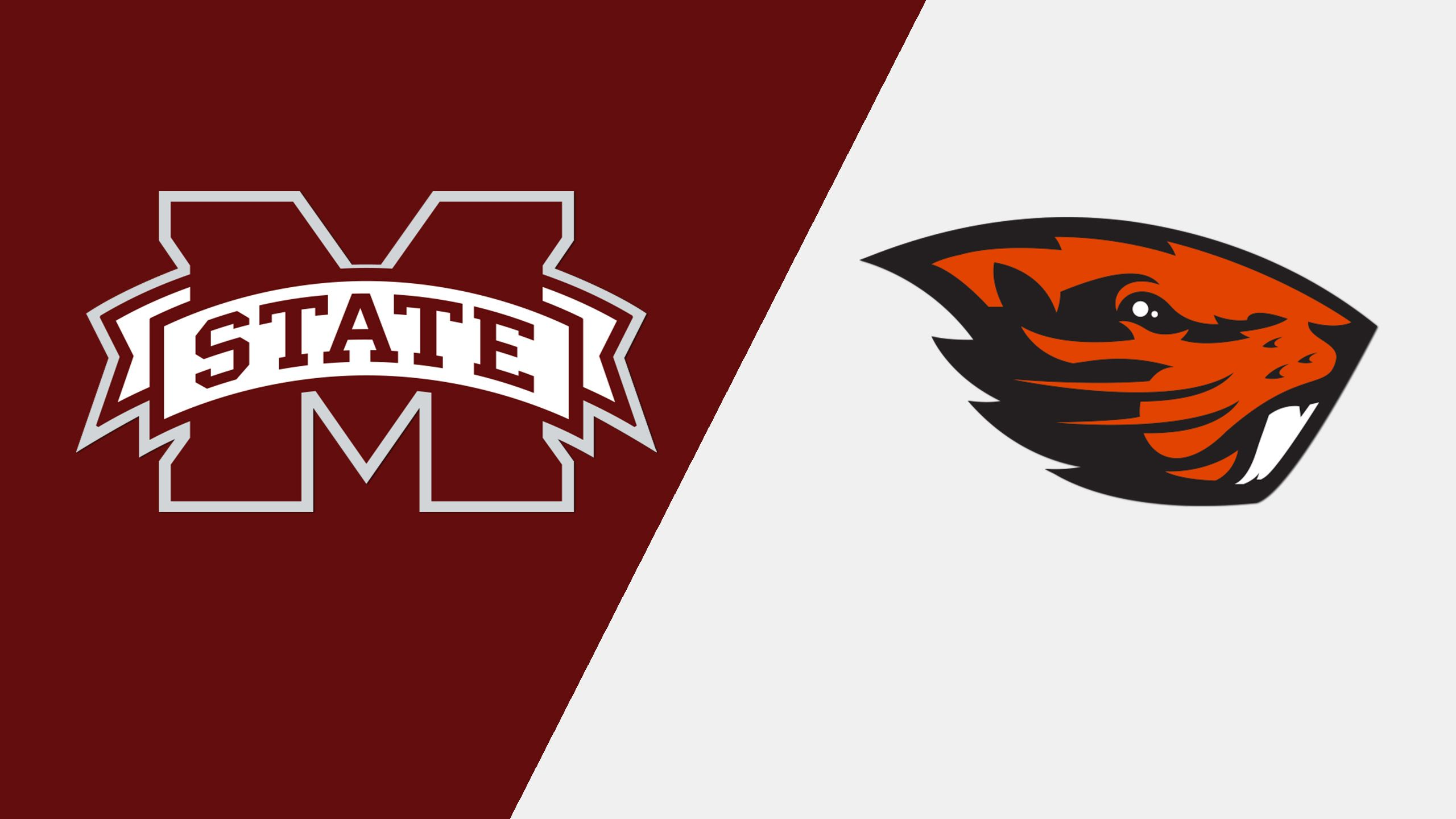 Mississippi State vs. #3 Oregon State (Game 11) (College World Series)