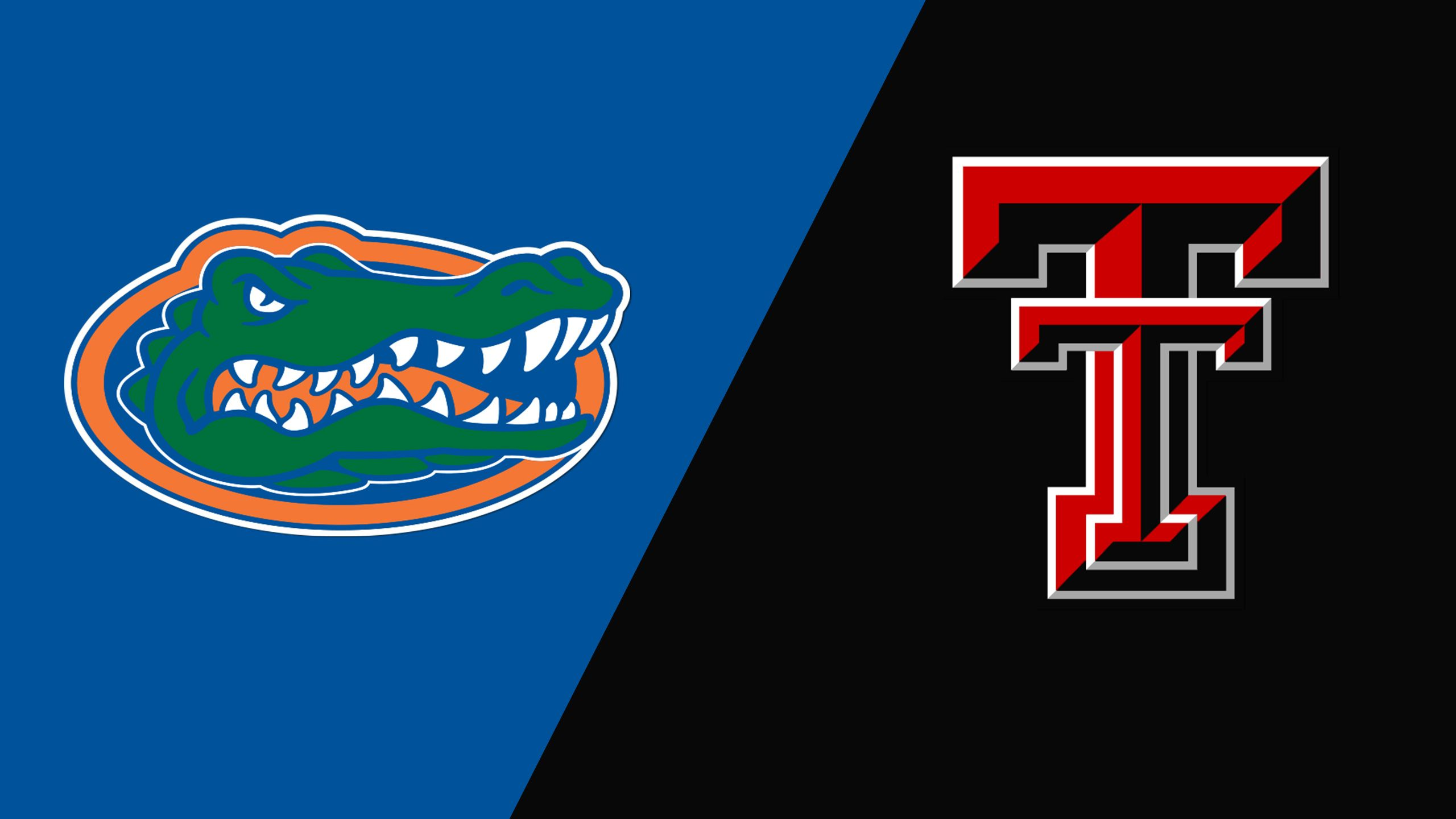 #1 Florida vs. #9 Texas Tech (Game 10) (College World Series) (re-air)