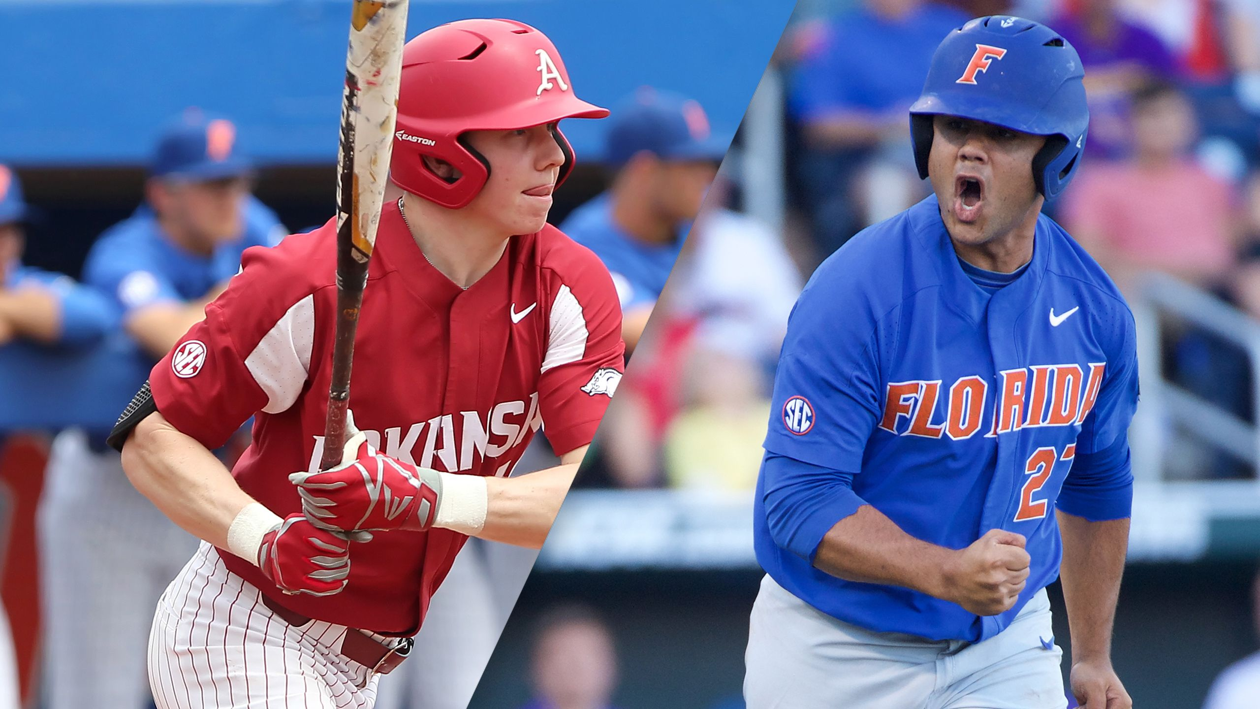 #5 Arkansas vs. #1 Florida (Game 12) (College World Series) (re-air)