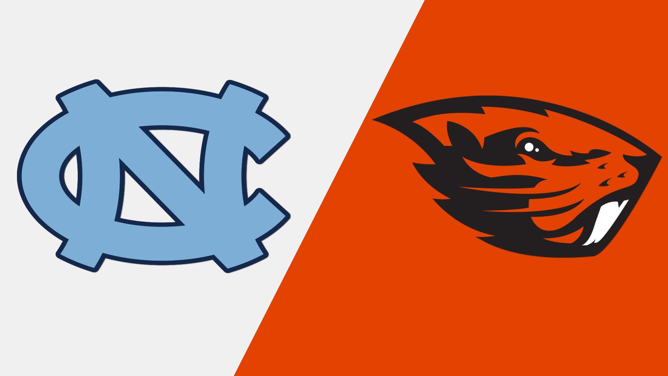 #6 North Carolina vs. #3 Oregon State (Game 1) (College World Series)