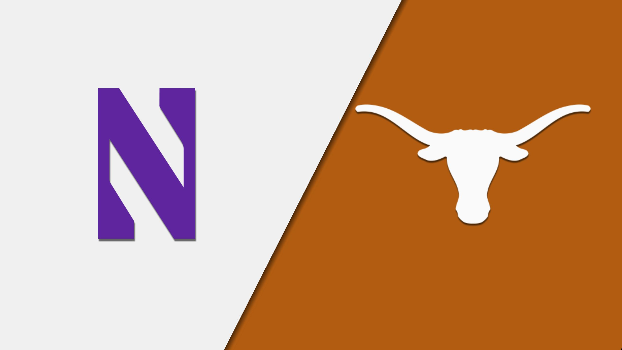 Northwestern vs. Texas (Baseball) (re-air)