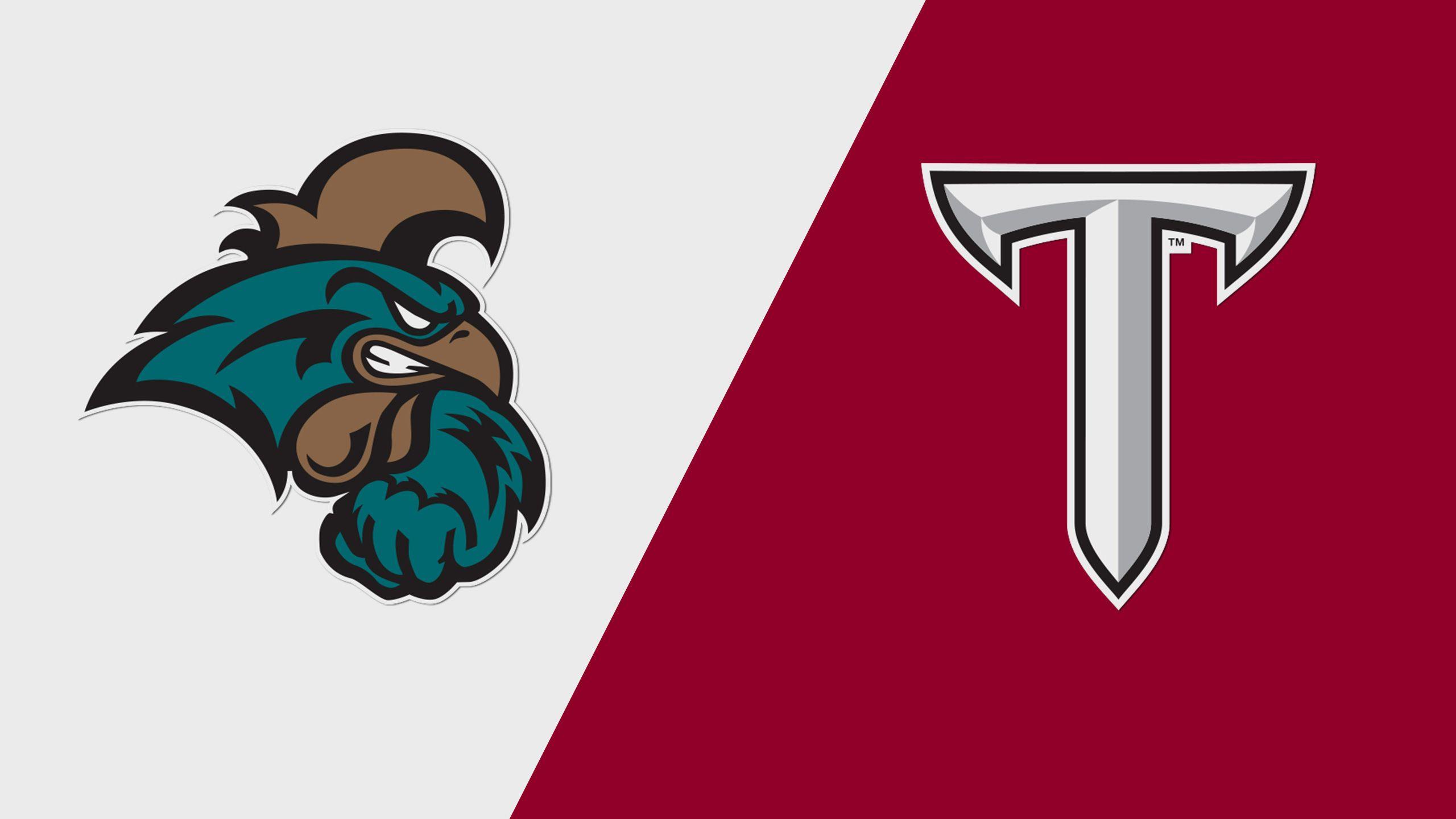 Coastal Carolina vs. Troy (Baseball)