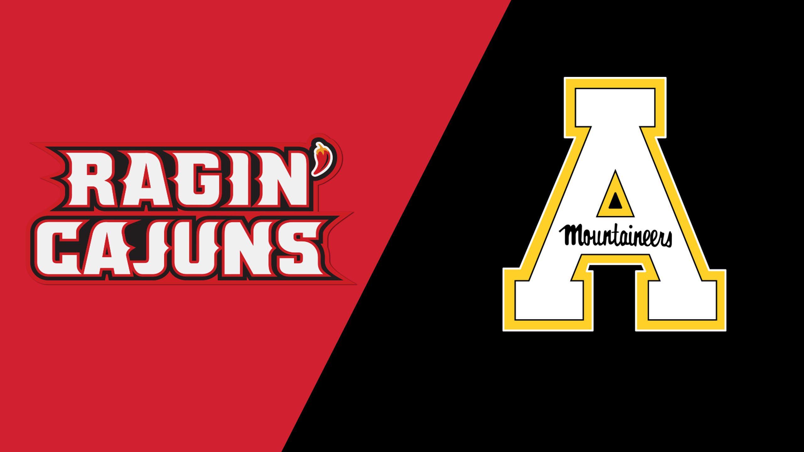 Louisiana vs. Appalachian State (Baseball)