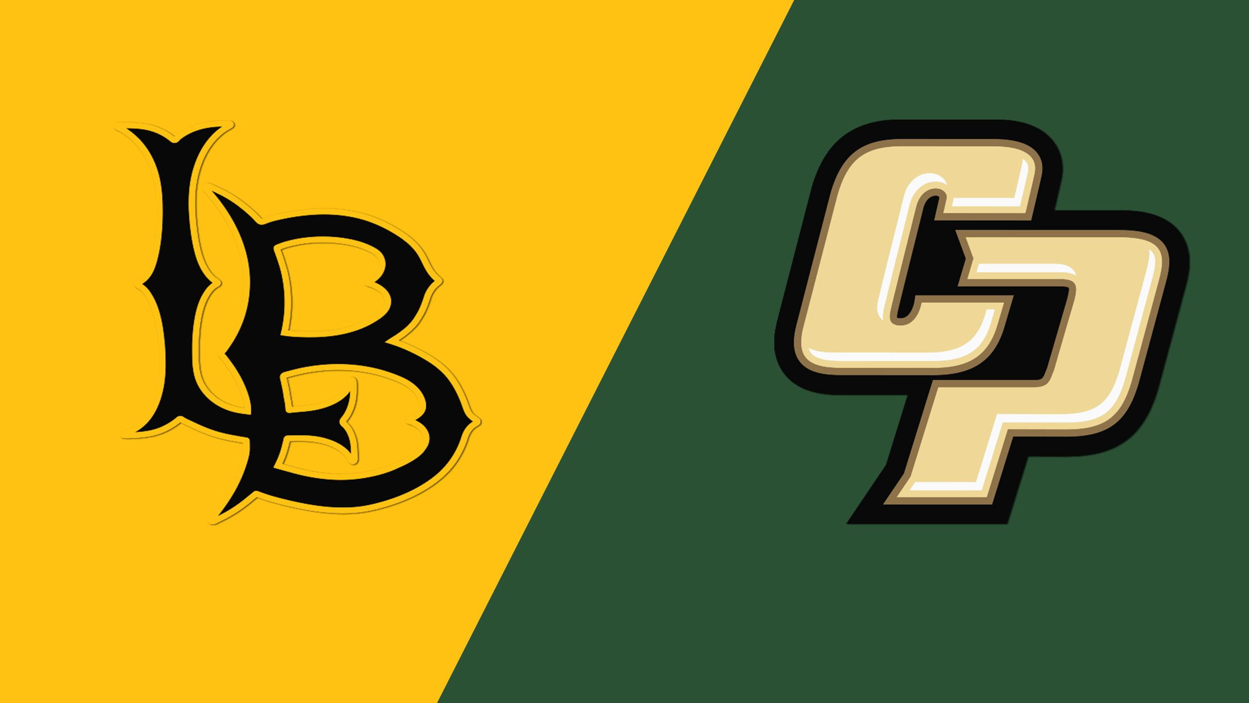 Long Beach State vs. Cal Poly (Baseball)