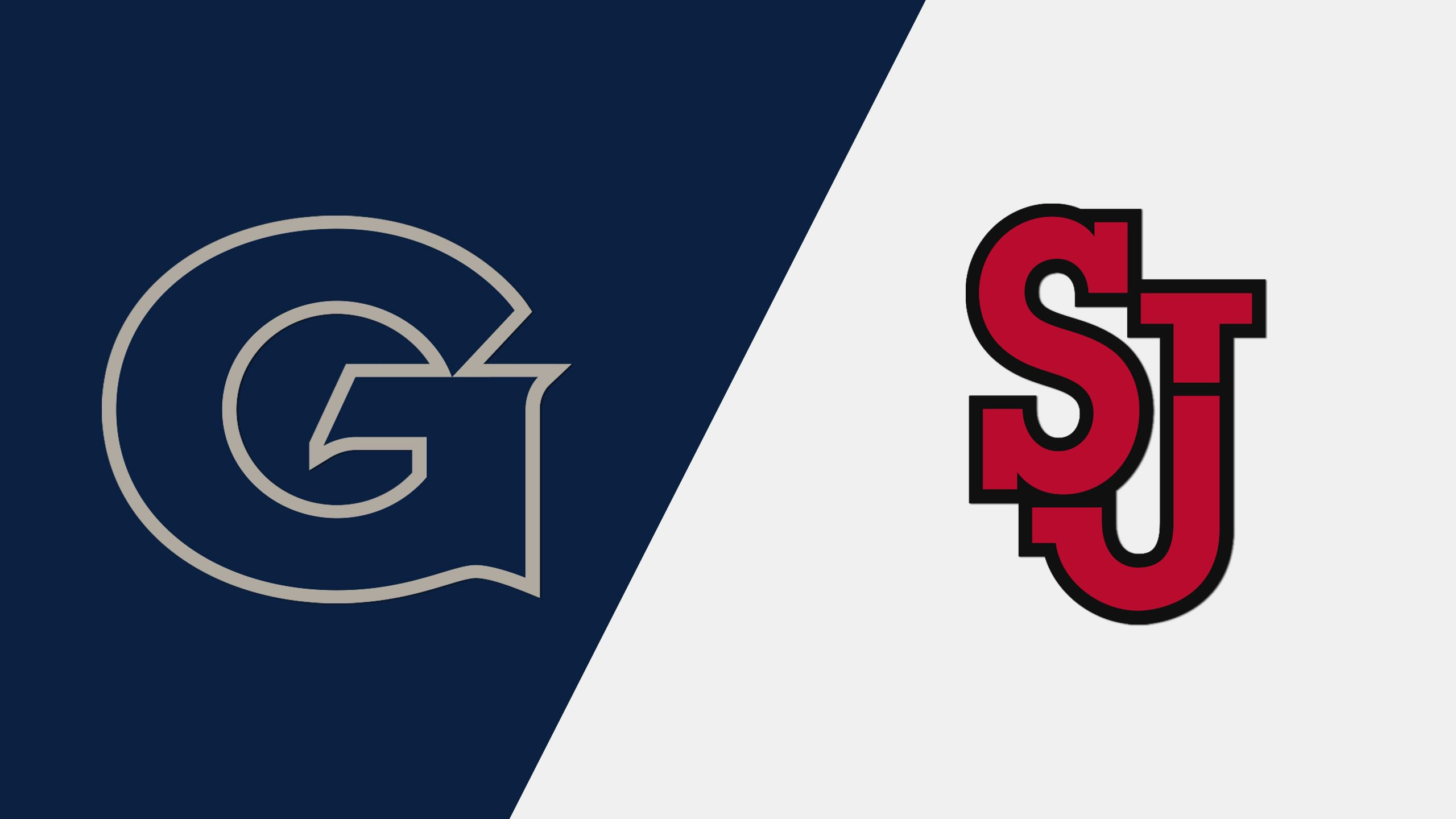Georgetown vs. St. John's (Baseball)
