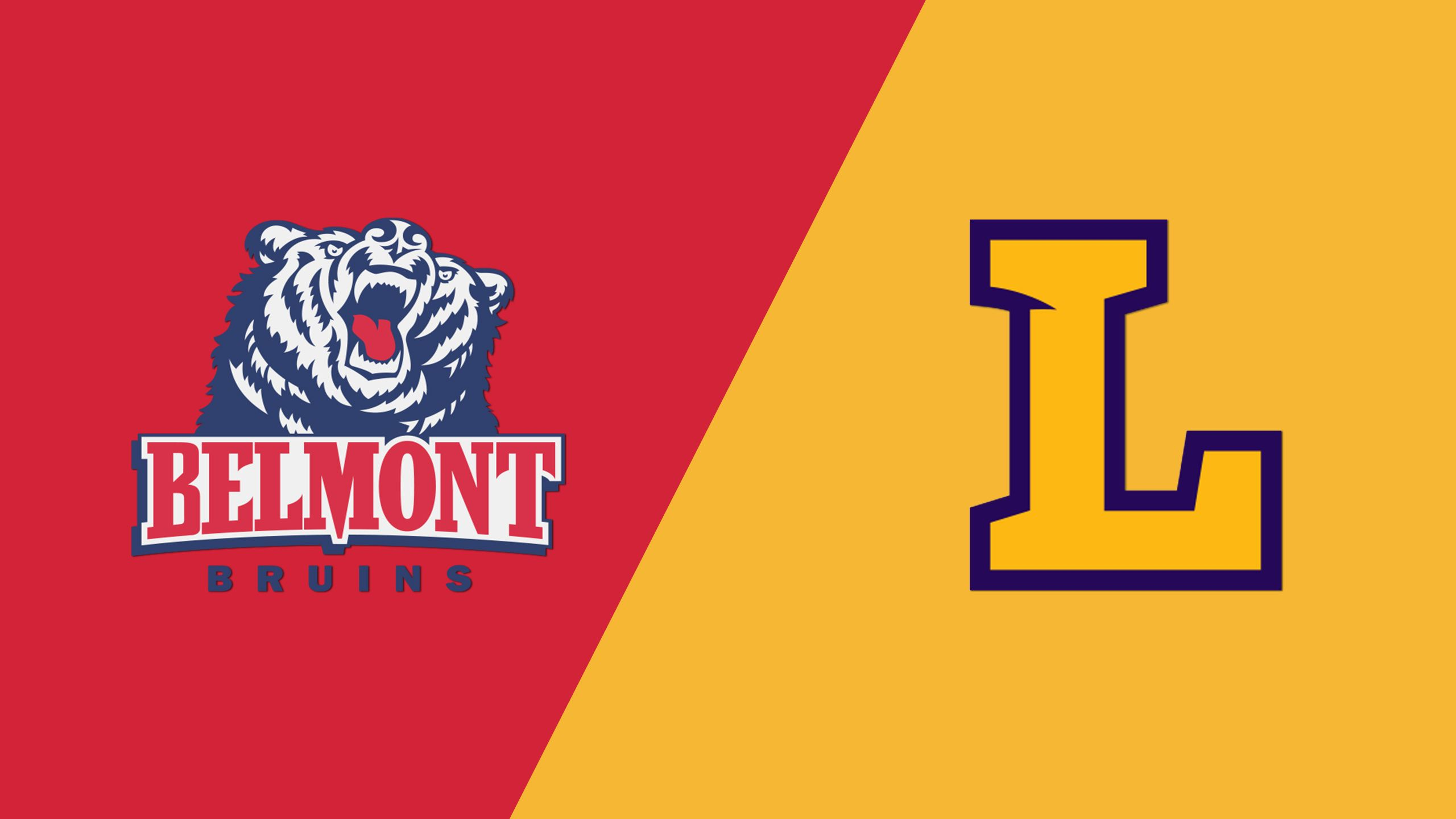 Belmont vs. Lipscomb (Baseball)