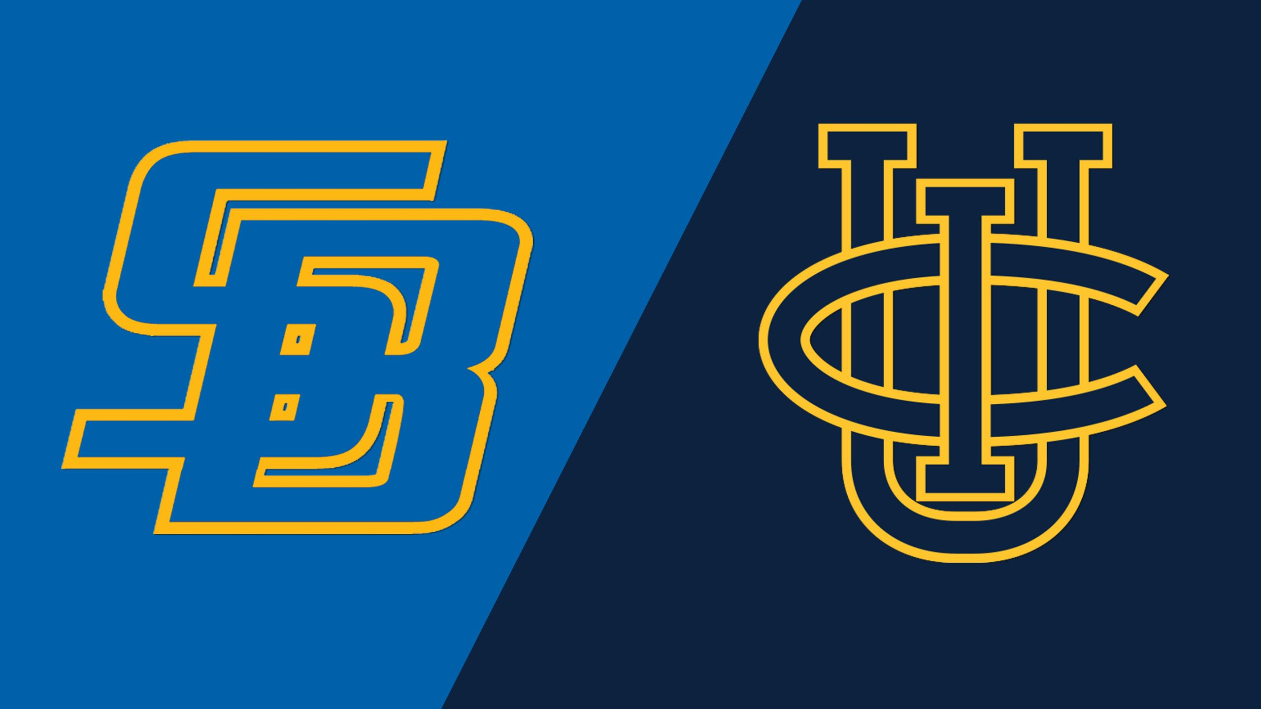 UC Santa Barbara vs. UC Irvine (Baseball)