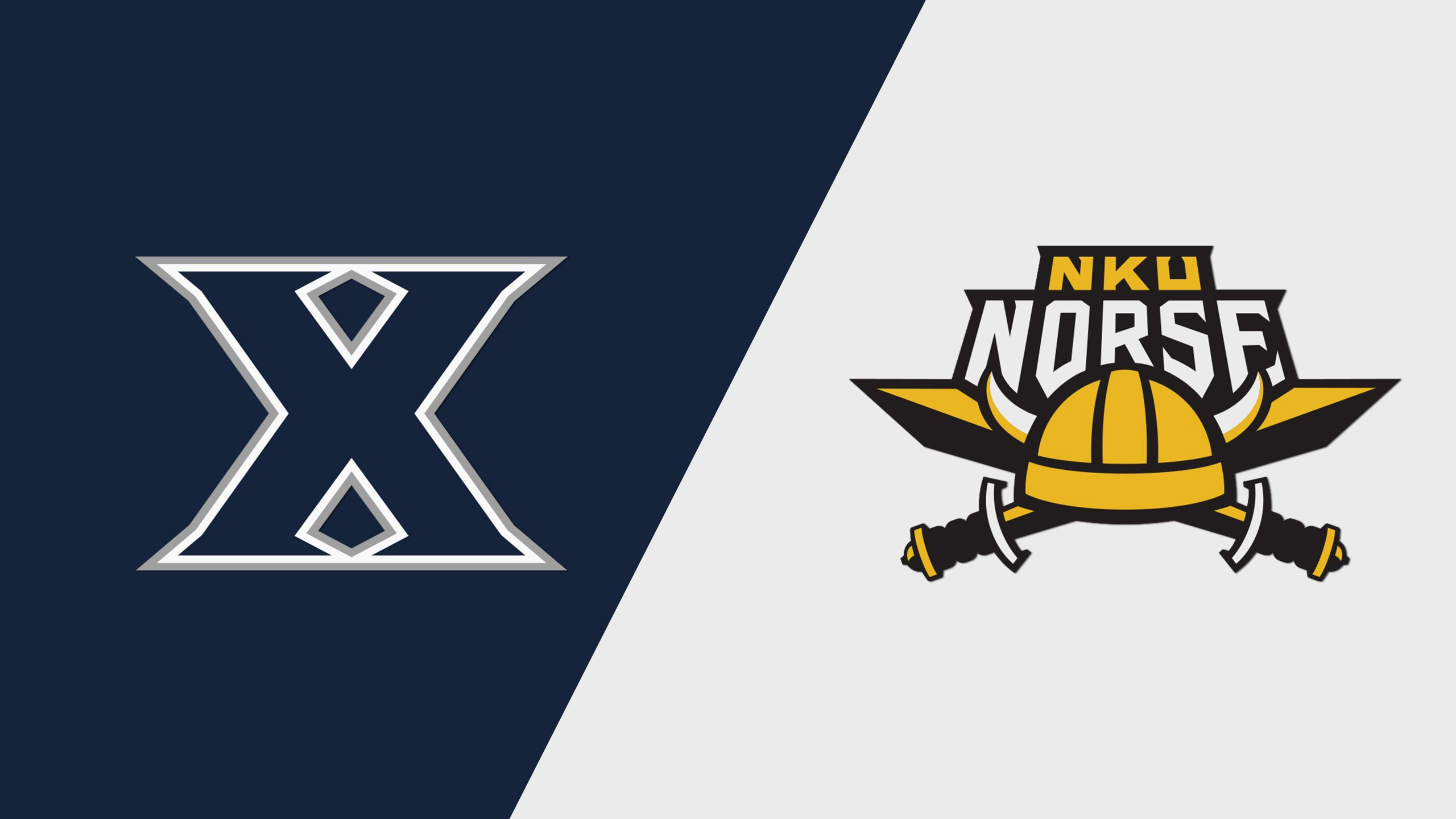 Xavier vs. Northern Kentucky (Baseball)