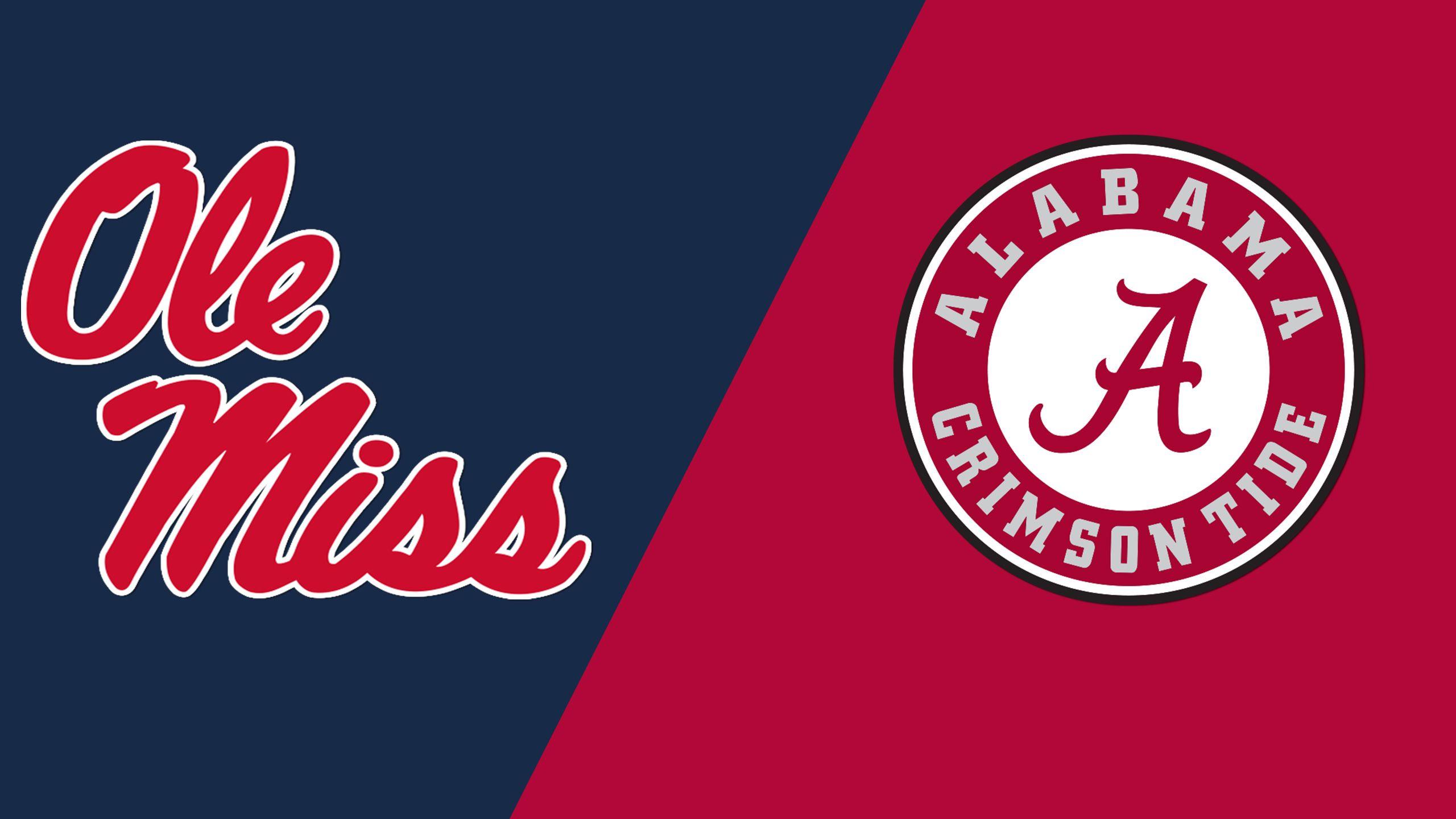 #5 Ole Miss vs. Alabama (Baseball)
