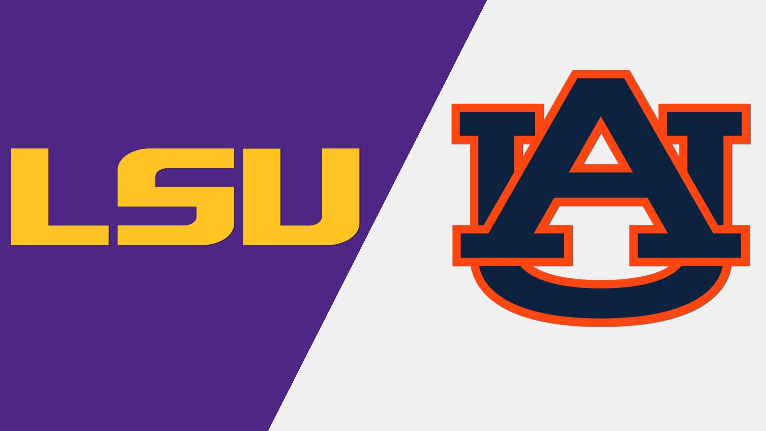 LSU vs. #22 Auburn (Baseball)