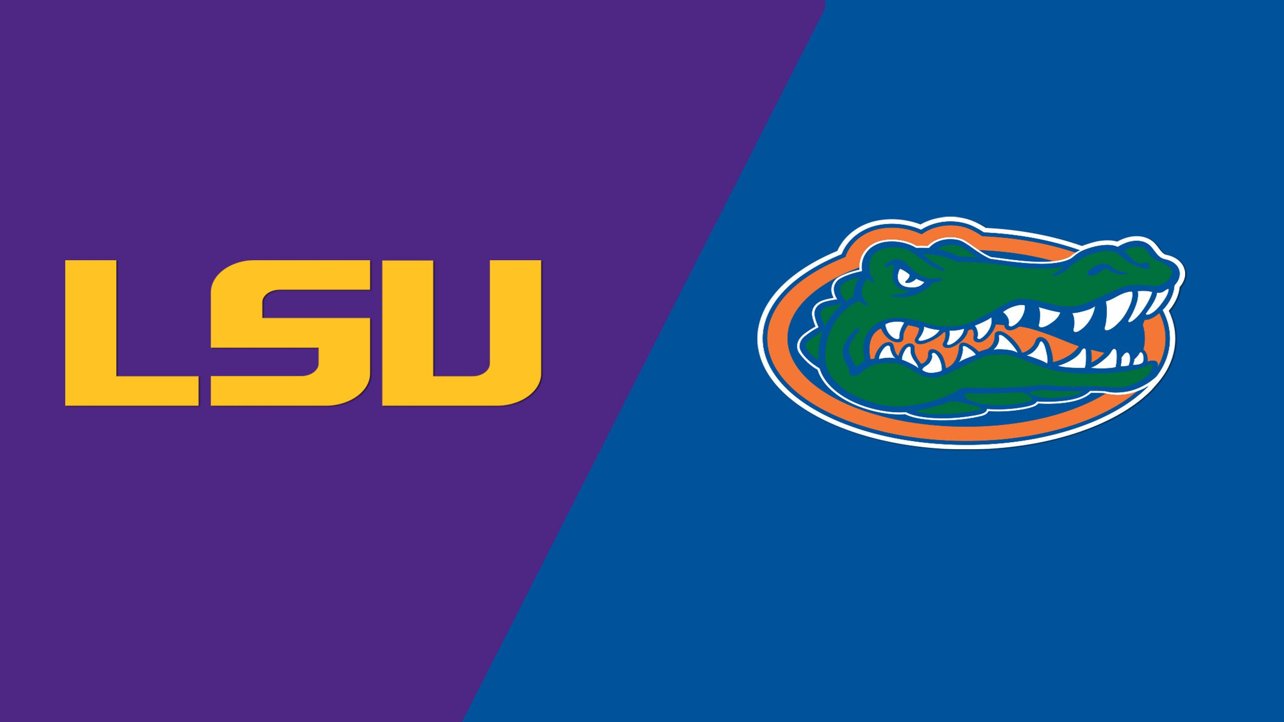 LSU vs. #3 Florida (Second Round) (SEC Baseball Tournament)