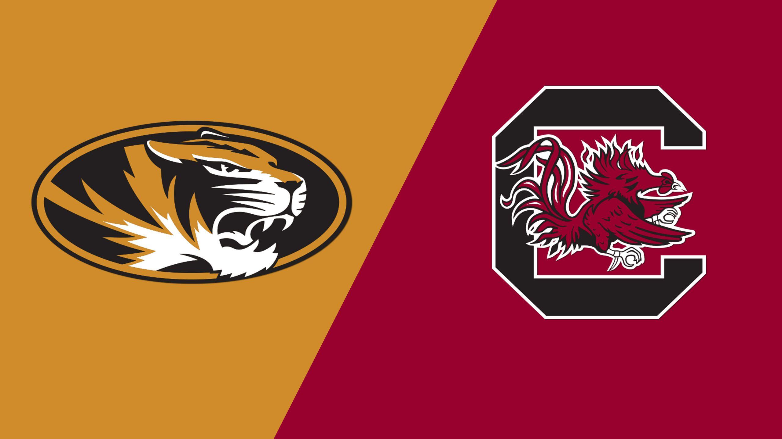 Missouri vs. #24 South Carolina (First Round) (SEC Baseball Tournament)