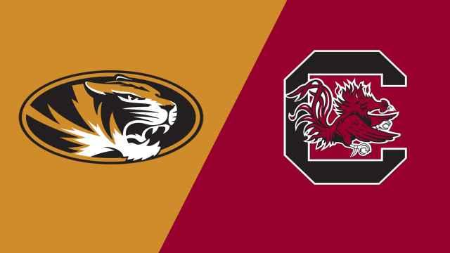 Missouri vs. South Carolina (First Round) (SEC Baseball Tournament)