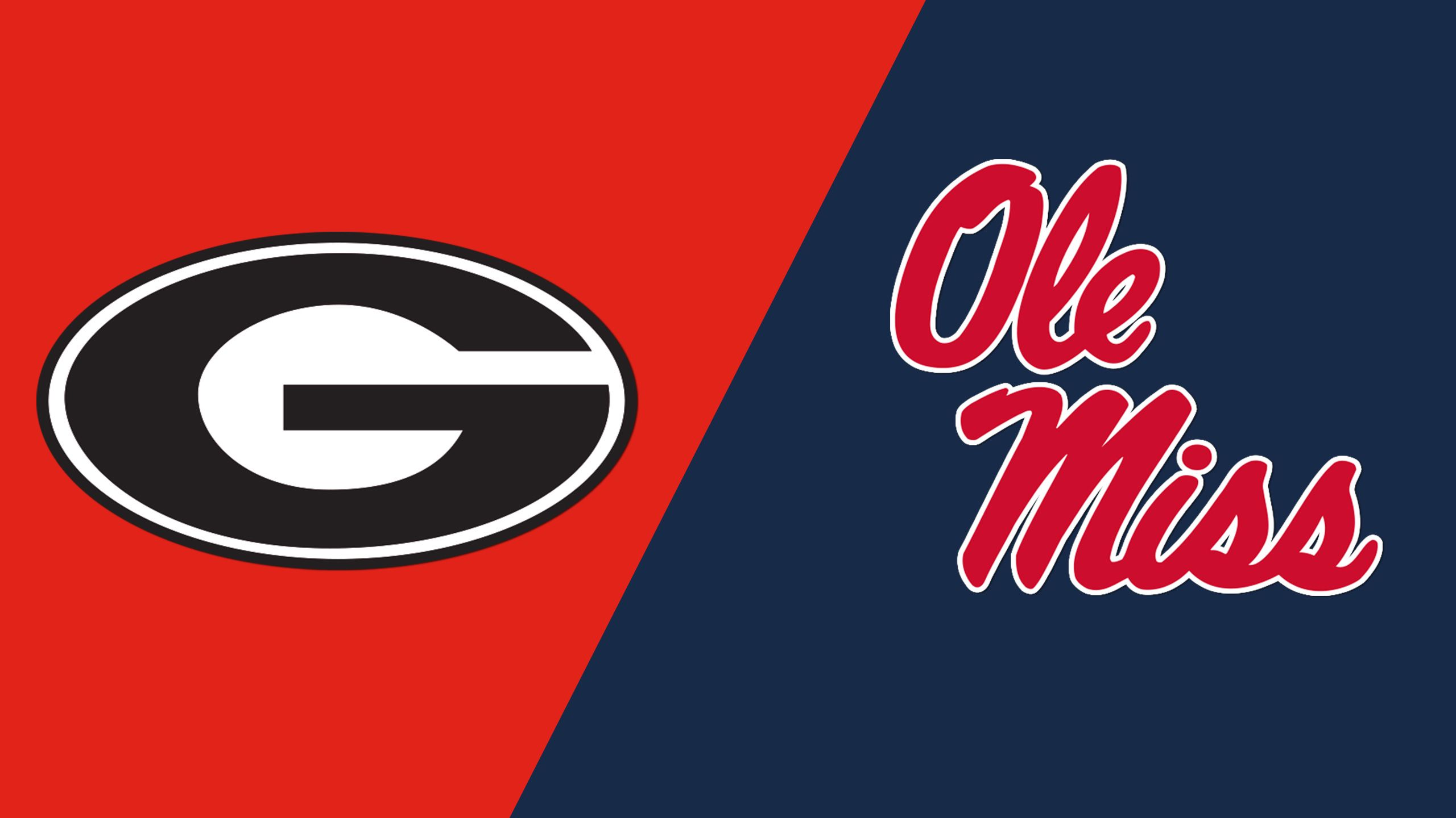 #8 Georgia vs. #4 Ole Miss (Third Round) (SEC Baseball Tournament)