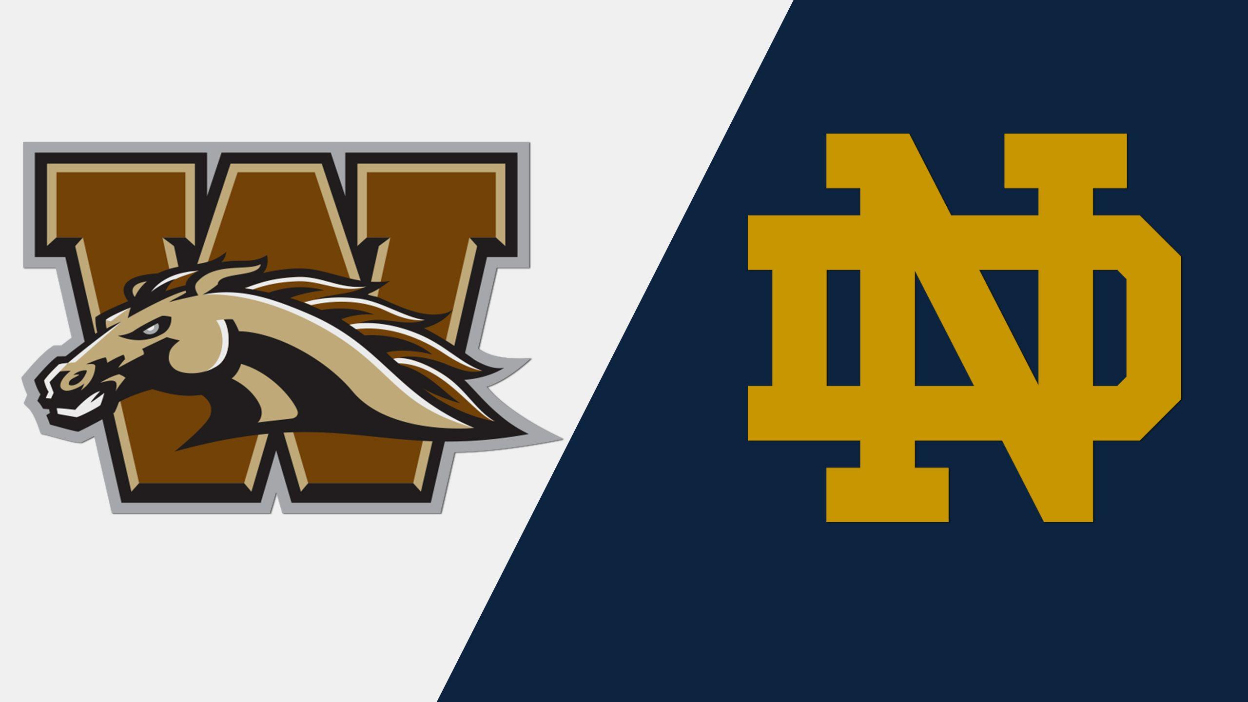 Western Michigan vs. Notre Dame (Baseball)
