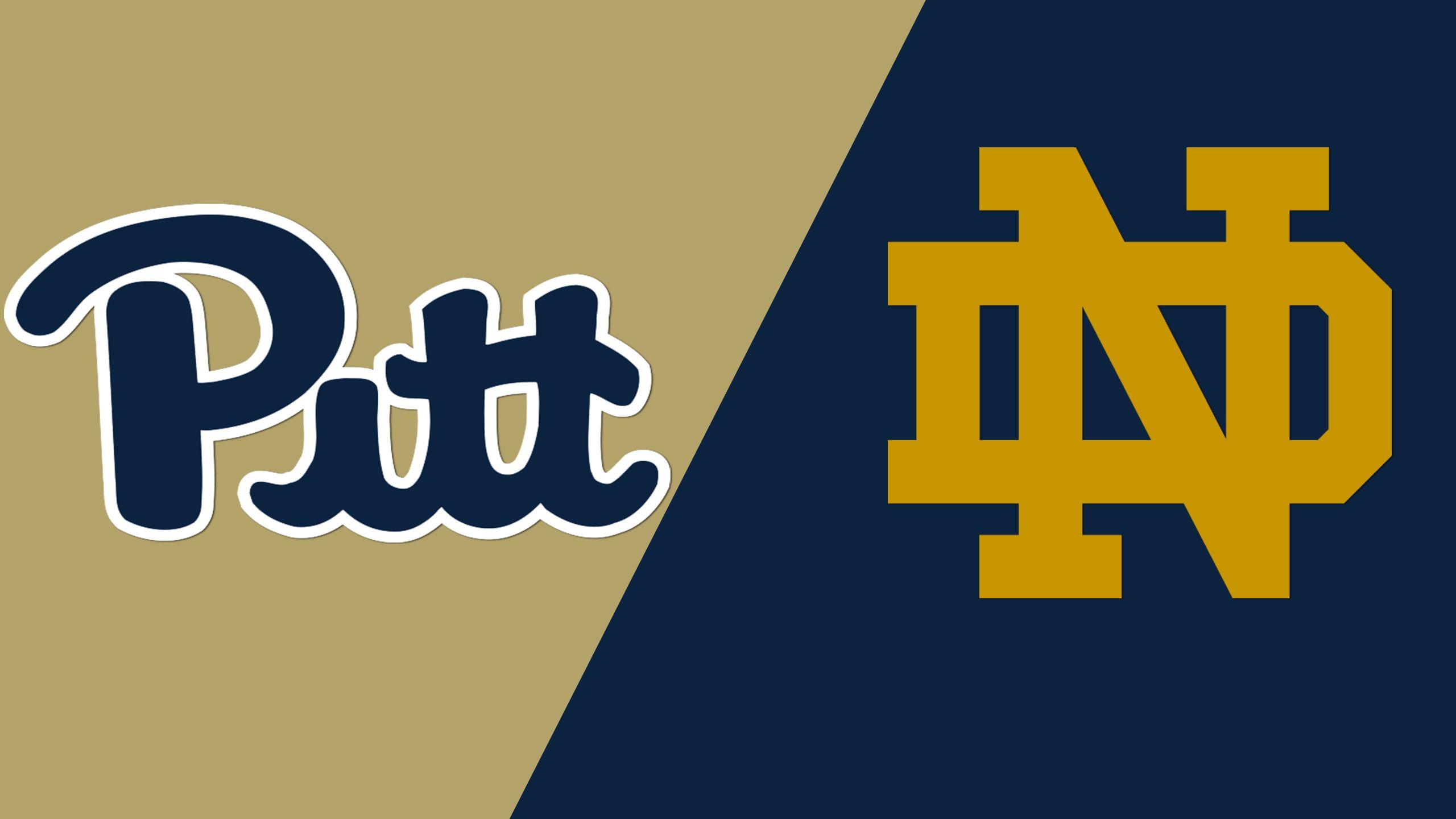 Pittsburgh vs. Notre Dame (Baseball)