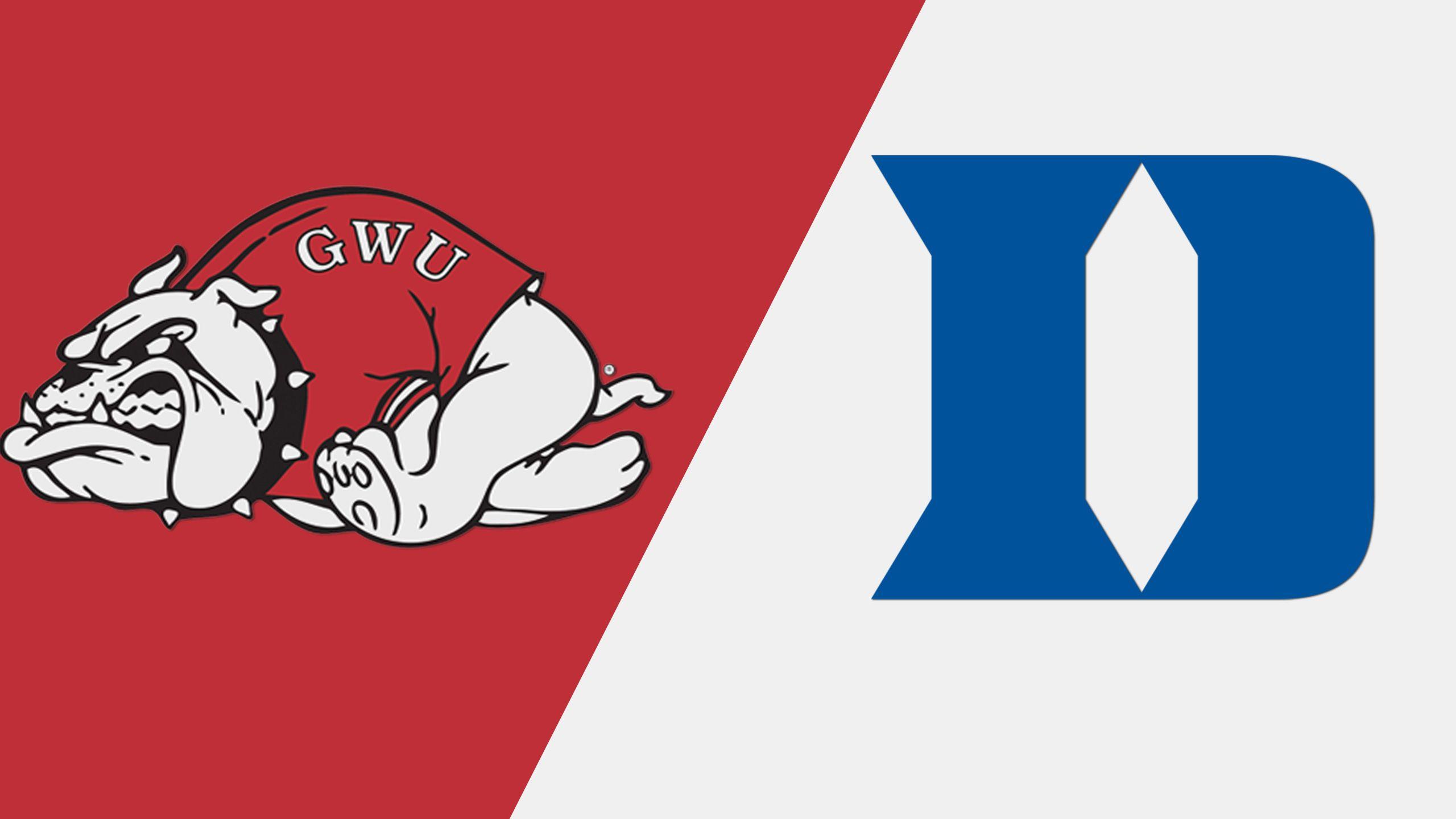 Gardner-Webb vs. #12 Duke (Baseball)
