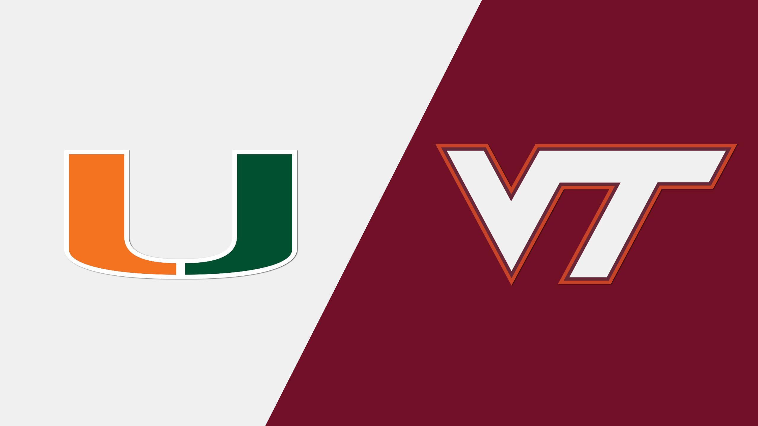 Miami vs. Virginia Tech (Baseball)