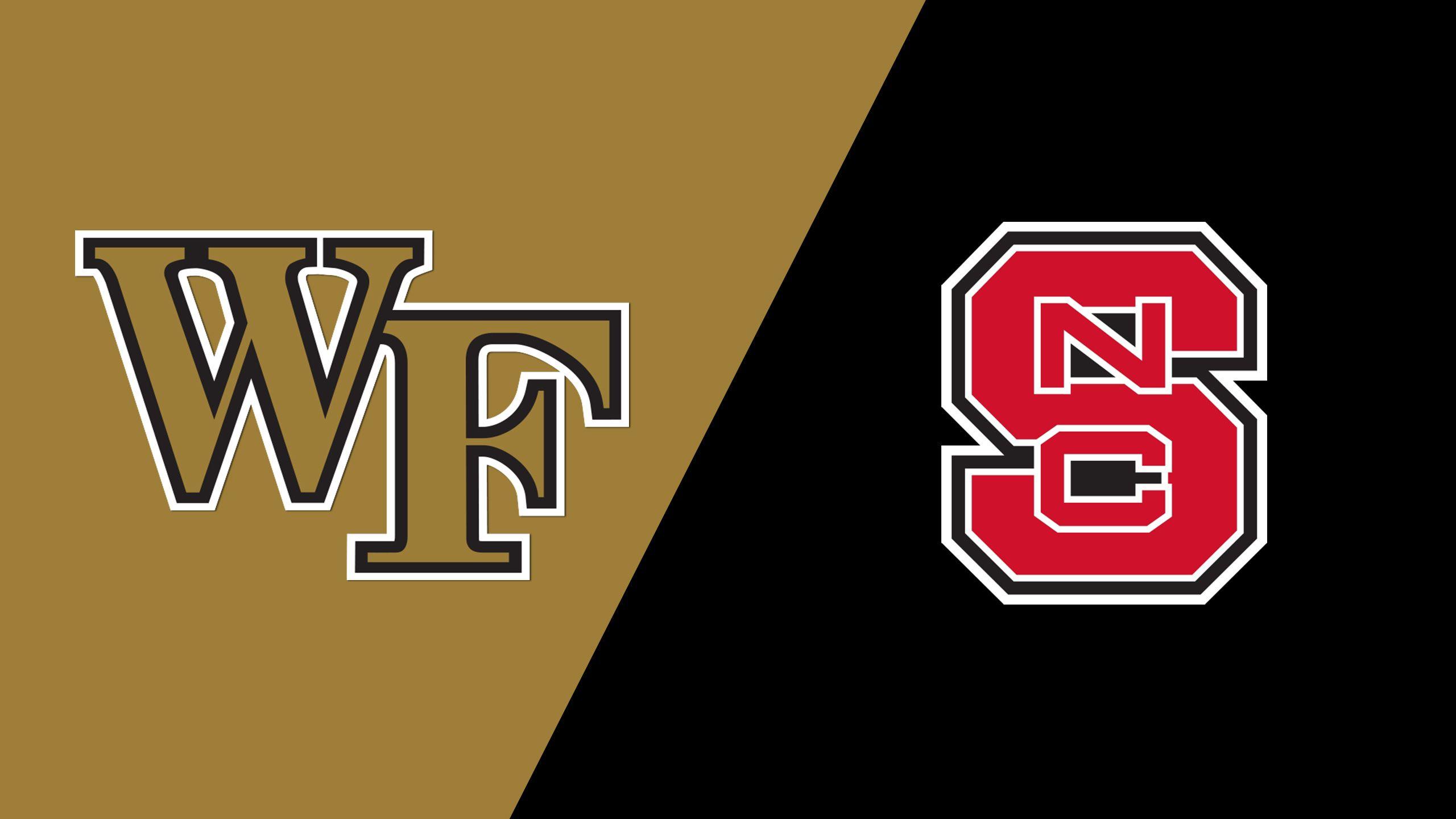 Wake Forest vs. #5 NC State (Baseball)