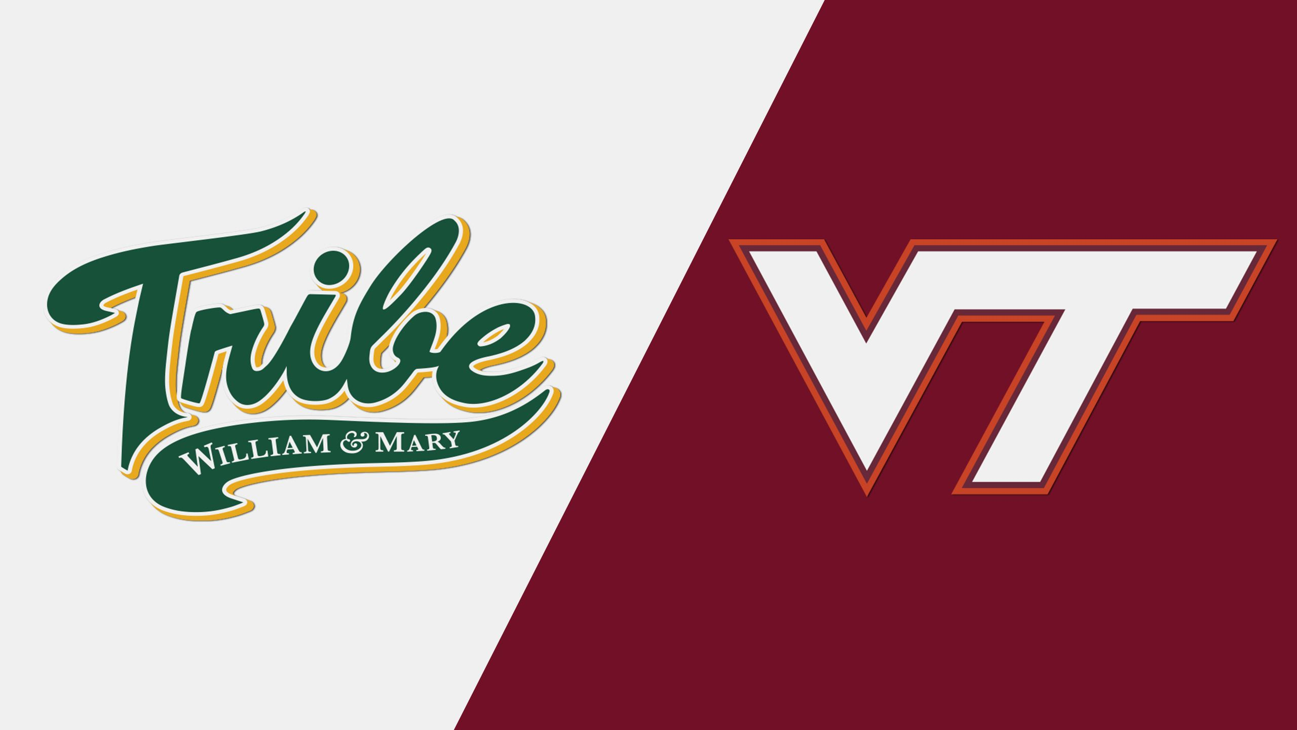 William & Mary vs. Virginia Tech (Baseball)