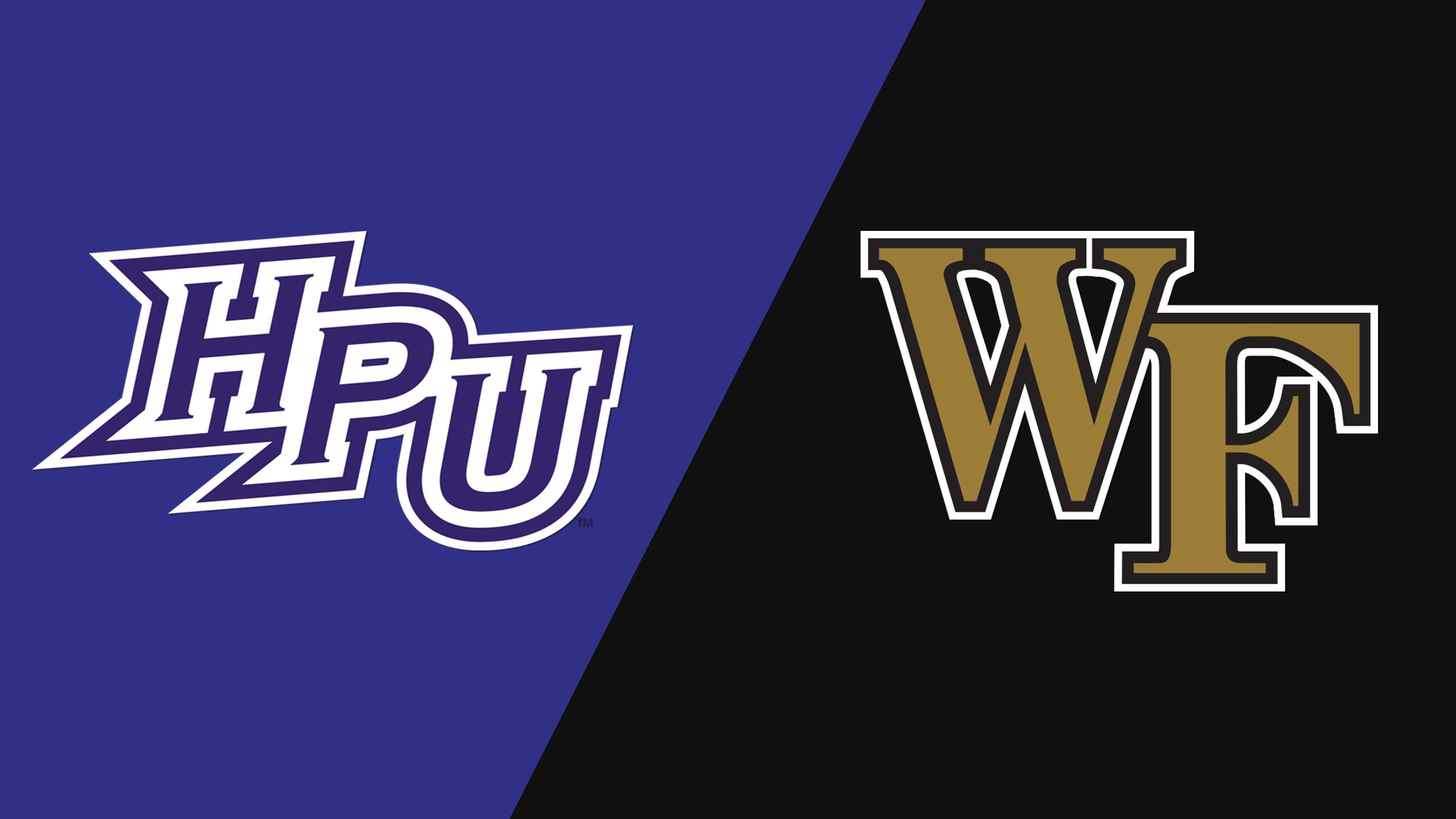 High Point vs. Wake Forest (Baseball)