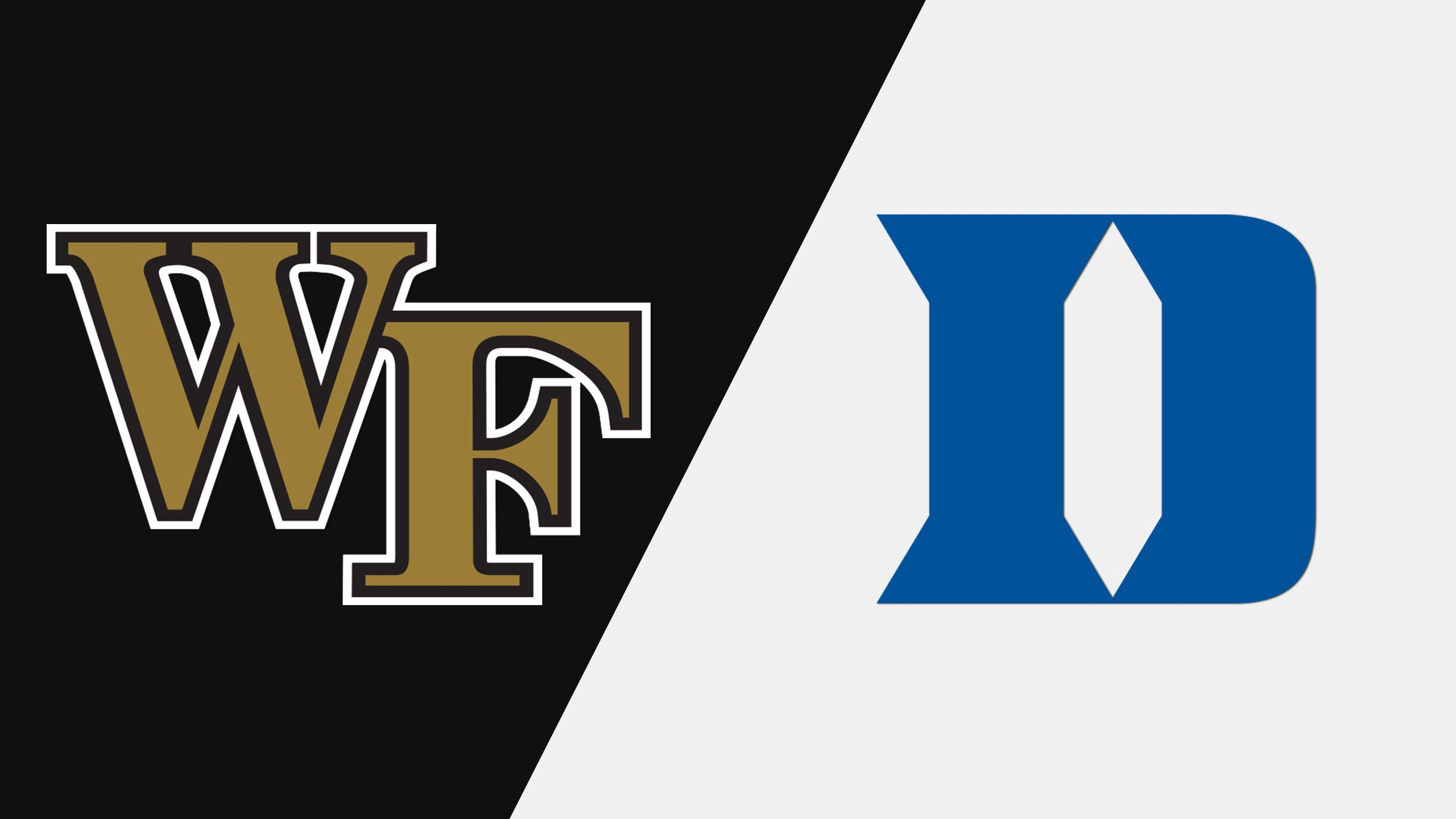 Wake Forest vs. #14 Duke (Game 7) (ACC Baseball Championship)