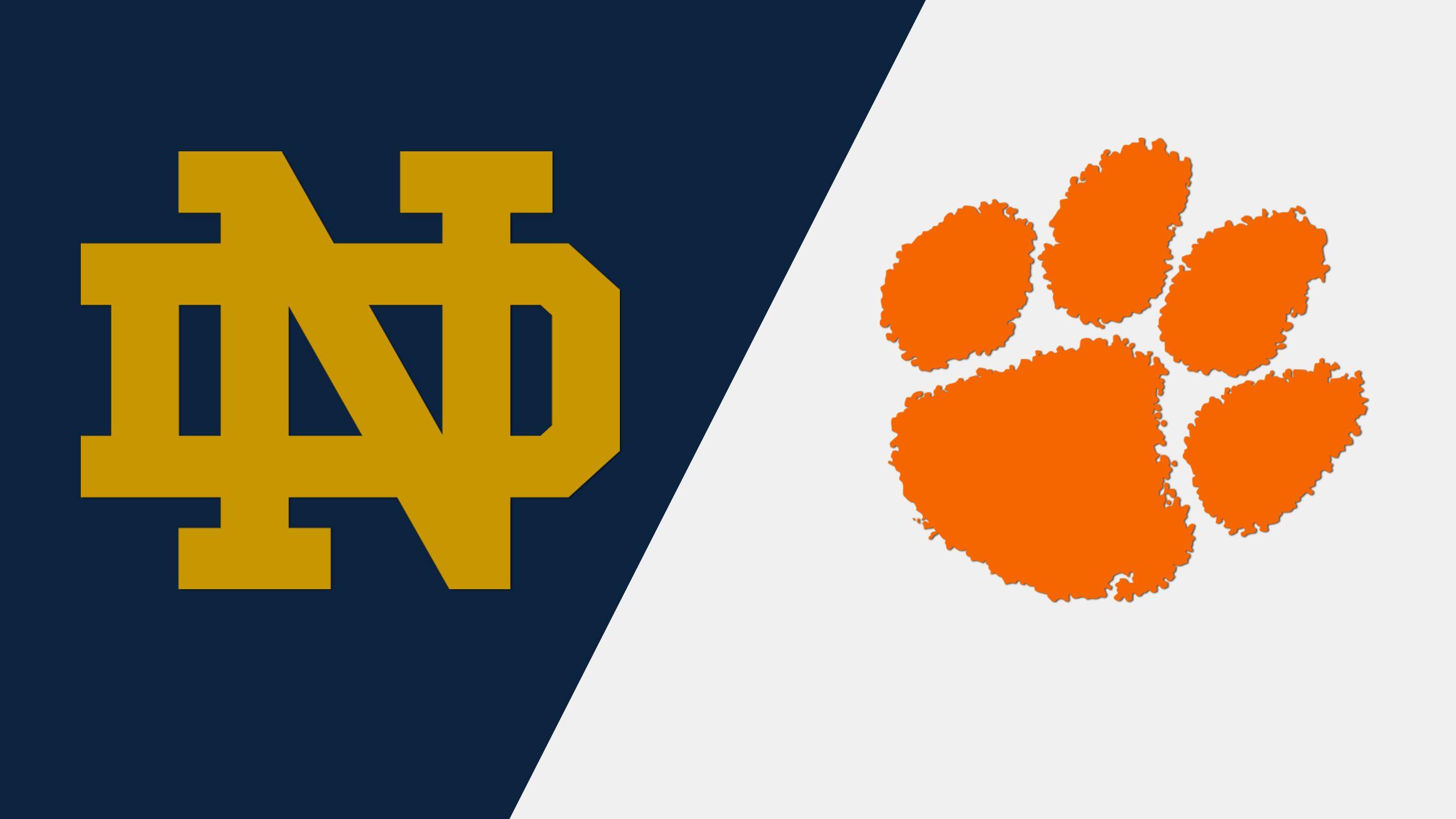 Notre Dame vs. #5 Clemson (Game 5) (ACC Baseball Championship)