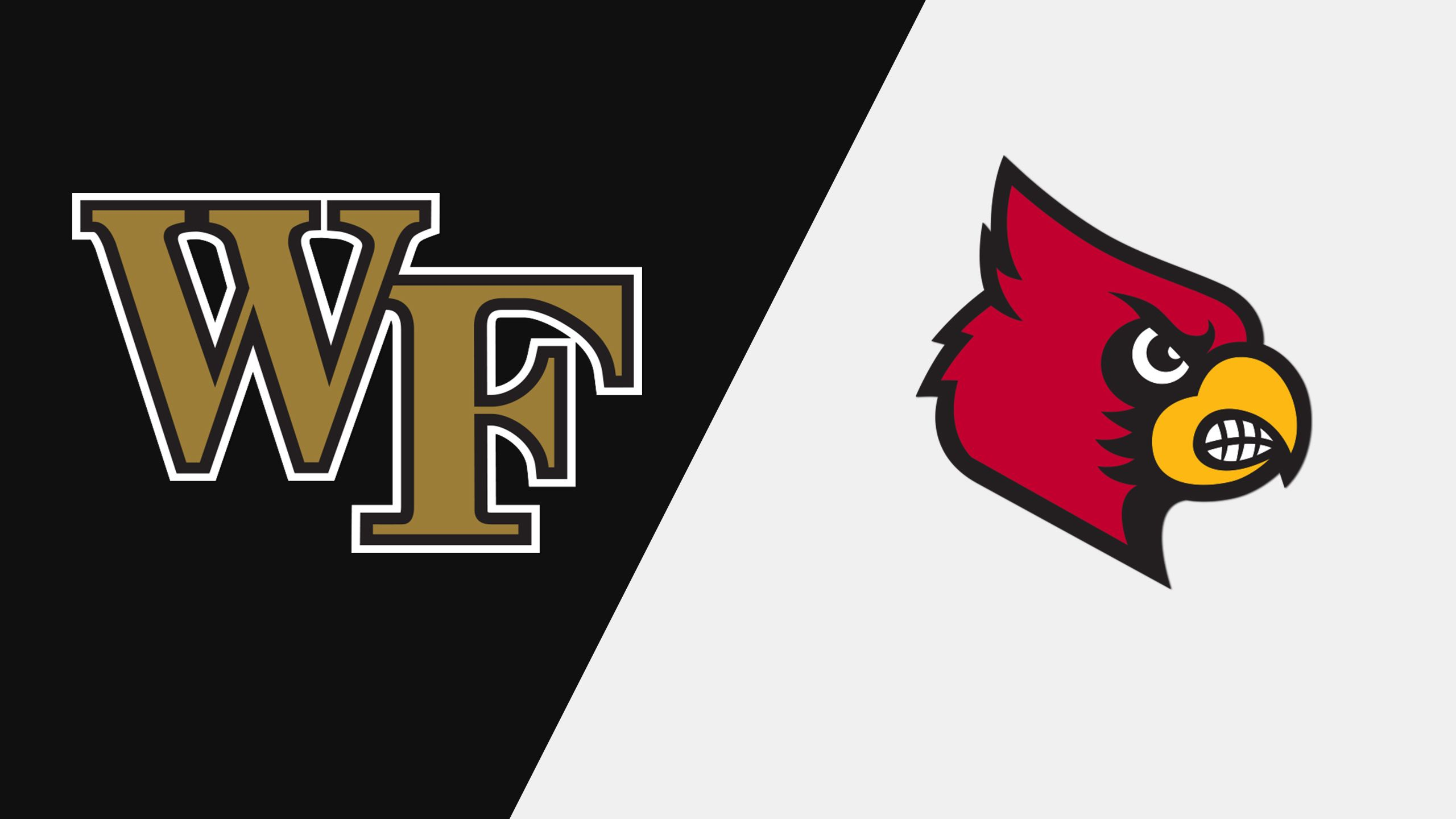 Wake Forest vs. #25 Louisville (Game 4) (ACC Baseball Championship)