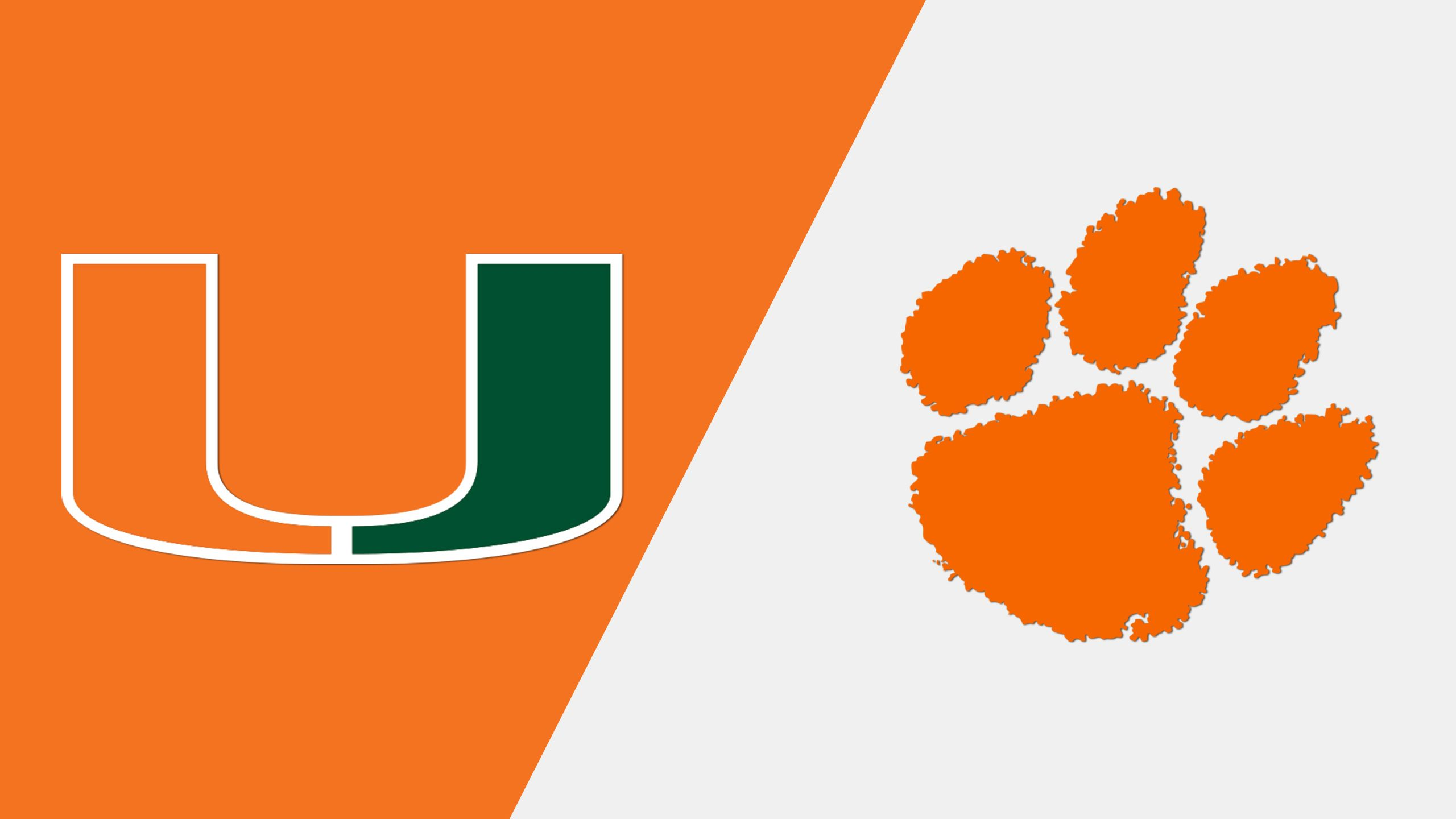 Miami vs. #5 Clemson (Game 9) (ACC Baseball Championship)