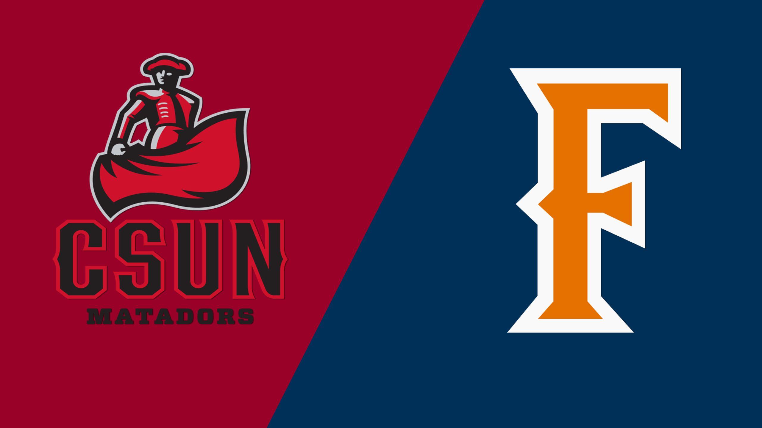 CSU Northridge vs. CSU Fullerton (Baseball)