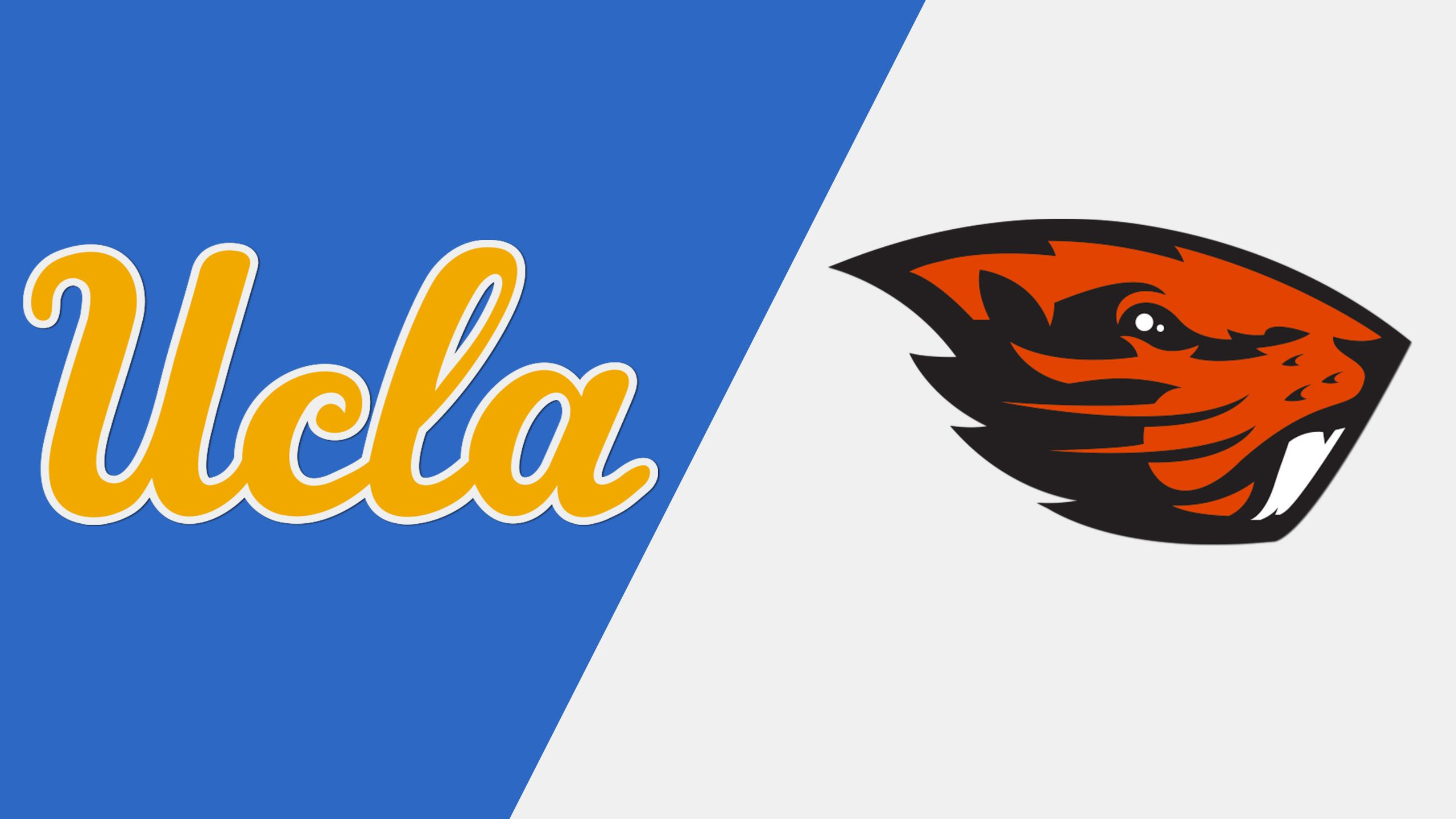UCLA vs. Oregon State (Baseball)