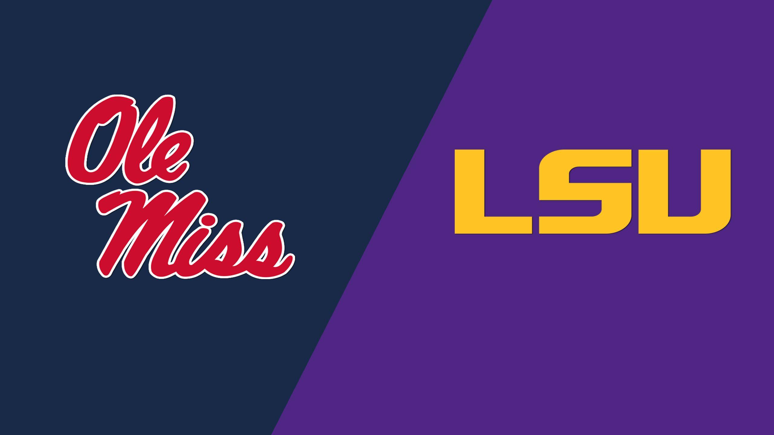 #4 Ole Miss vs. LSU (Championship) (SEC Baseball Tournament)