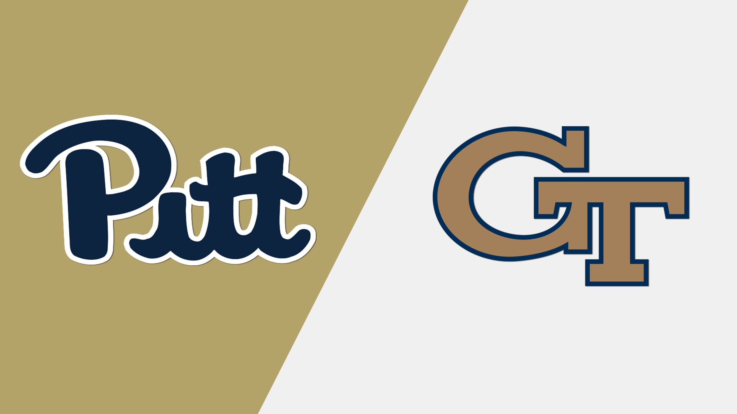 Pittsburgh vs. Georgia Tech (Game 1) (ACC Baseball Championship)