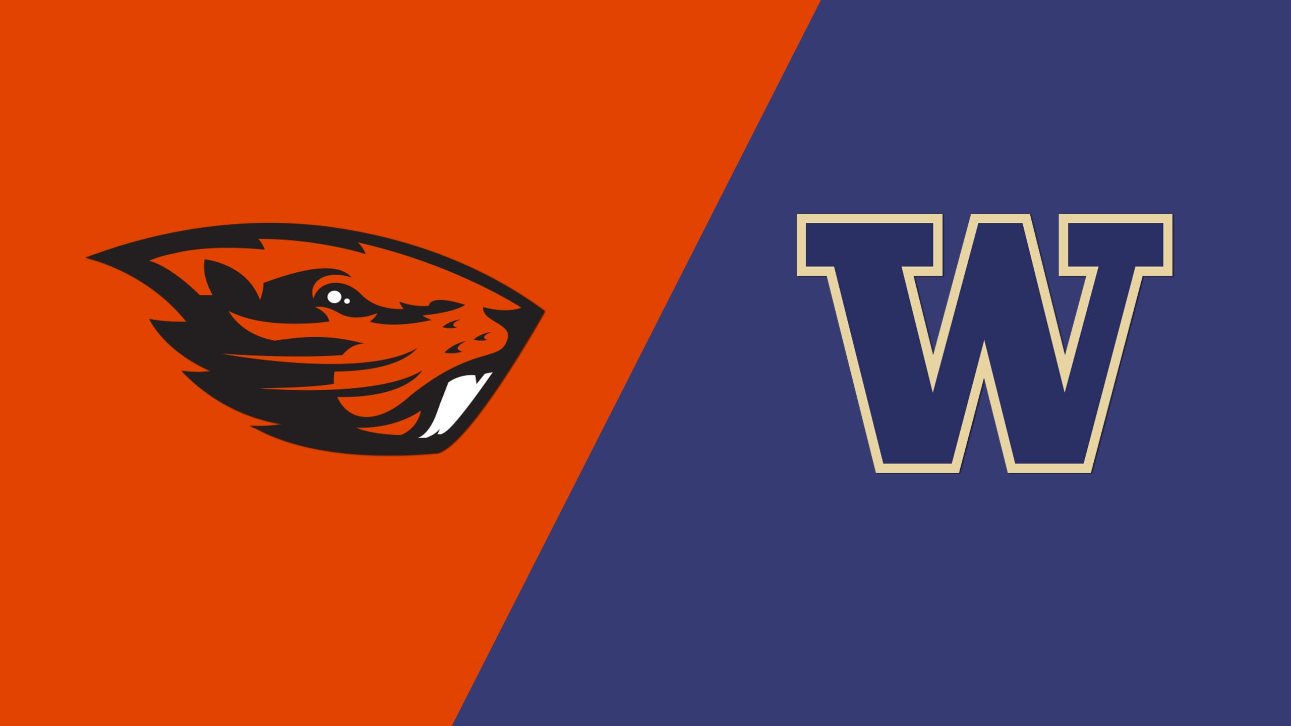 Oregon State vs. Washington (Game 5)