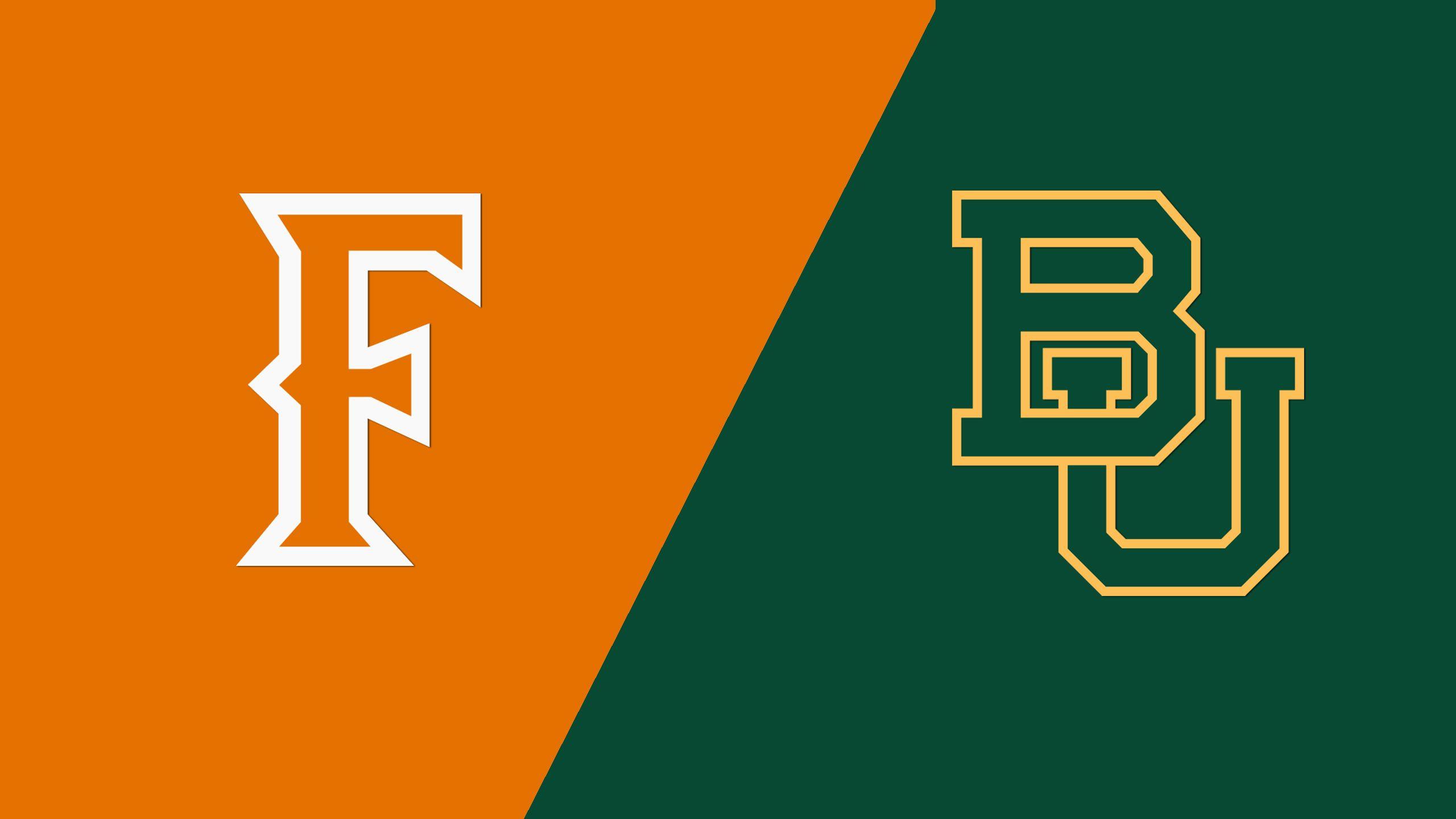 CSU Fullerton vs. Baylor (Site 9 / Game 1) (NCAA Baseball Championship)
