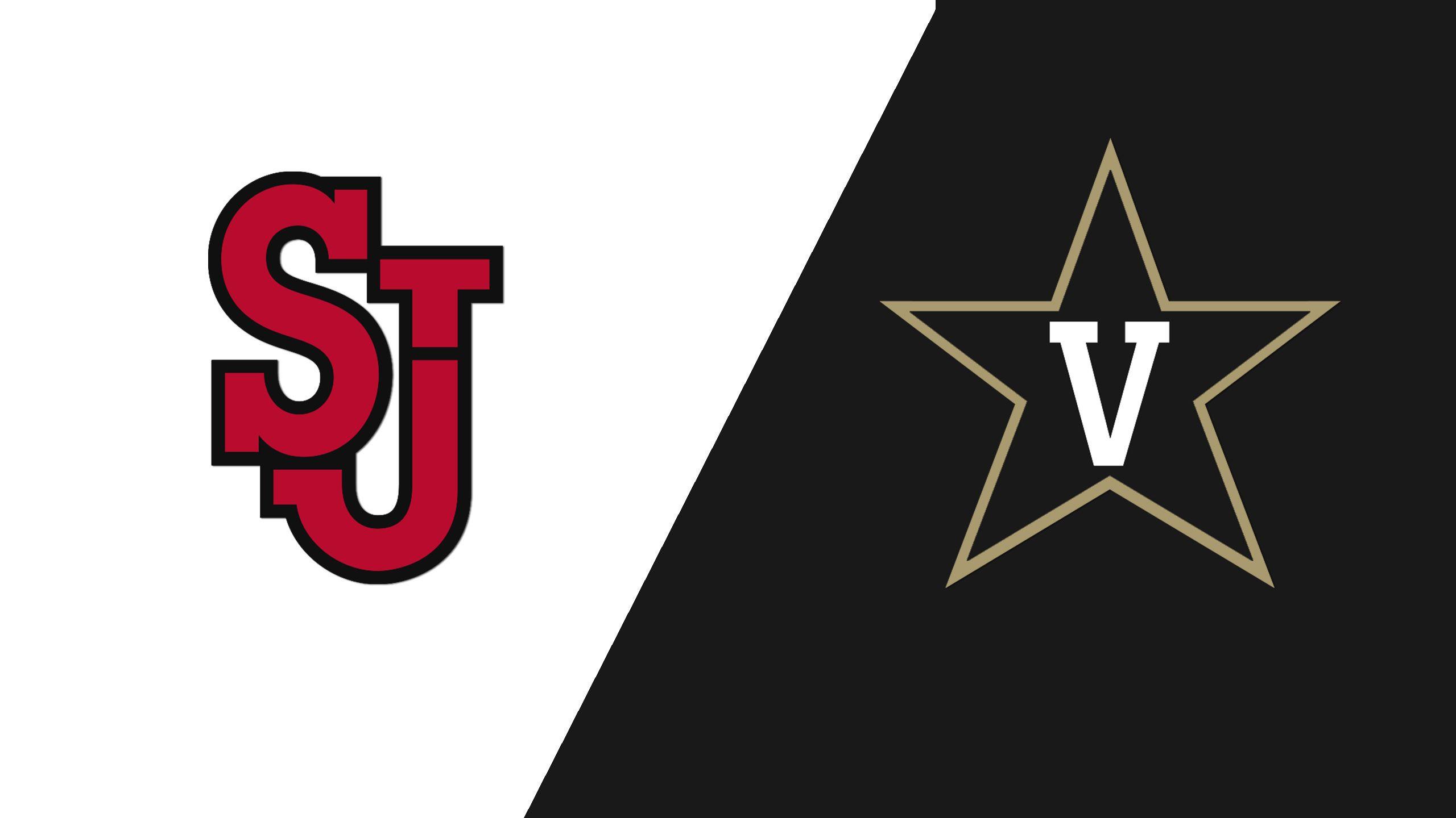 St. John's vs. Vanderbilt (Site 11 / Game 1) (NCAA Baseball Championship)